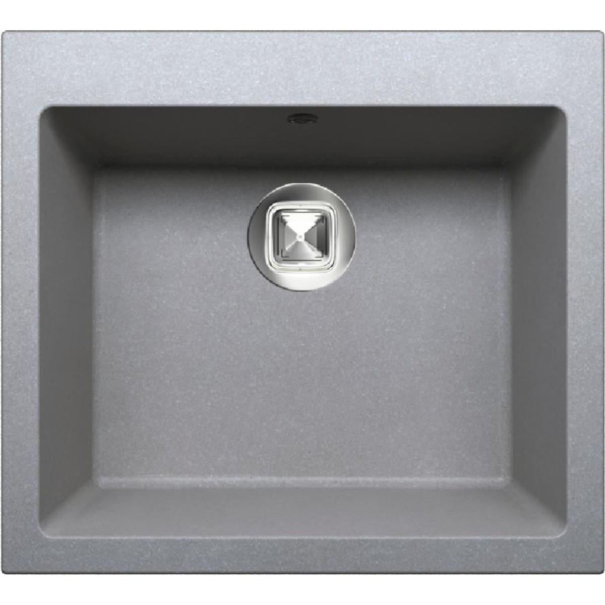 Кухонная мойка TOLERO  R-111 №701 (Серый)