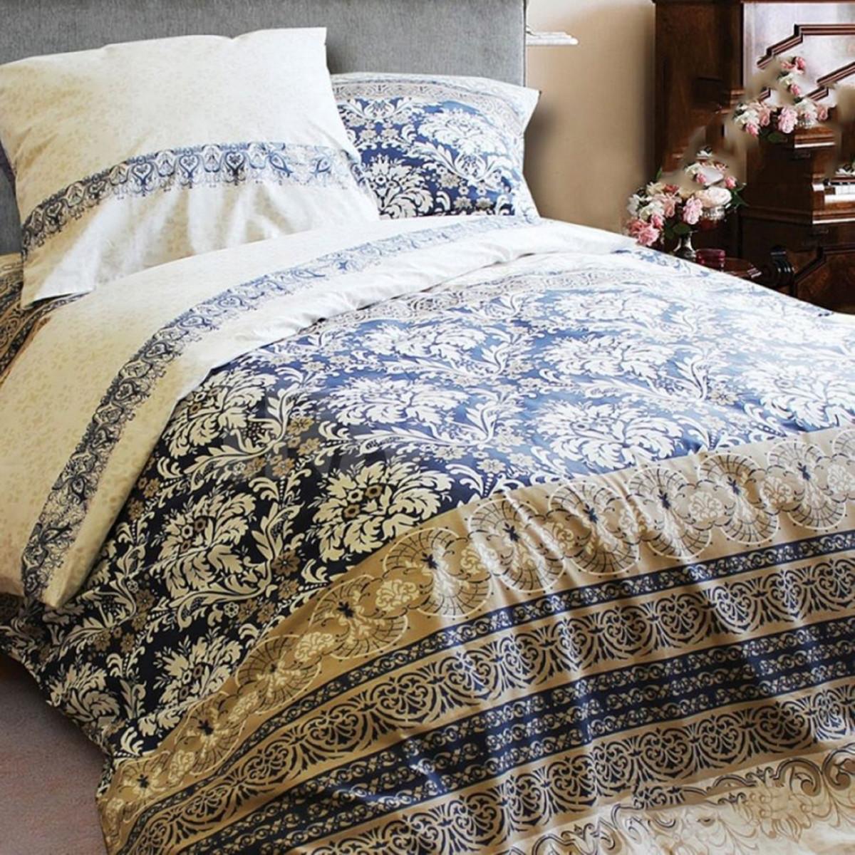 Комплект Постельного Белья Односпальный Спал Спалыч Гран При 109183 Бязь