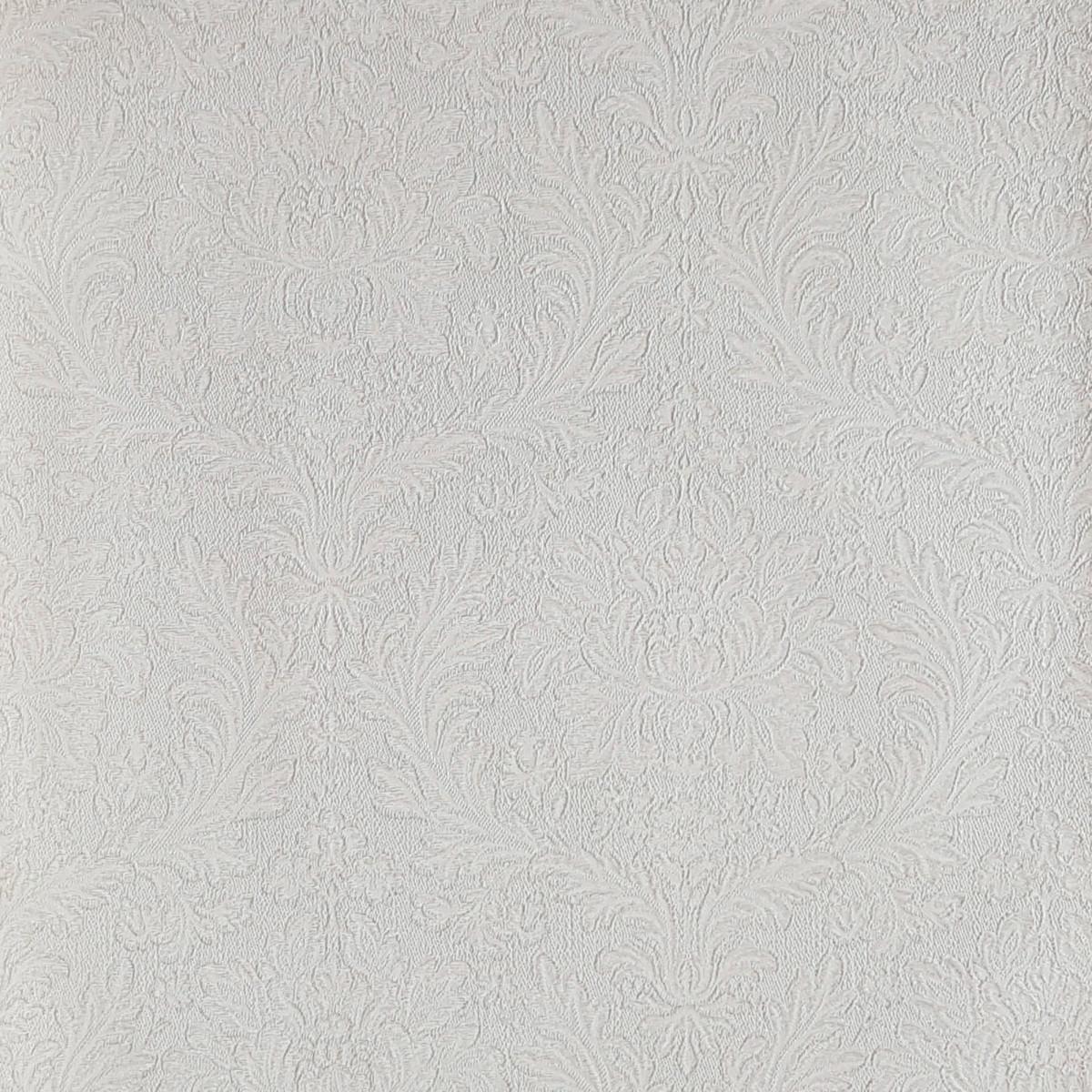 Обои флизелиновые G`Boya Caroline белые 300523 1.06 м