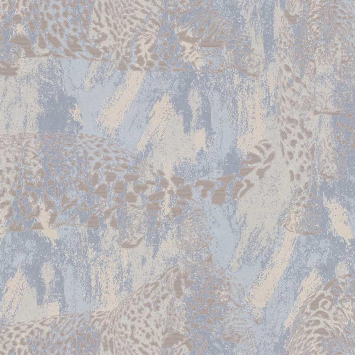 Обои флизелиновые Палитра Irbis голубые PL71435-46 1.06 м