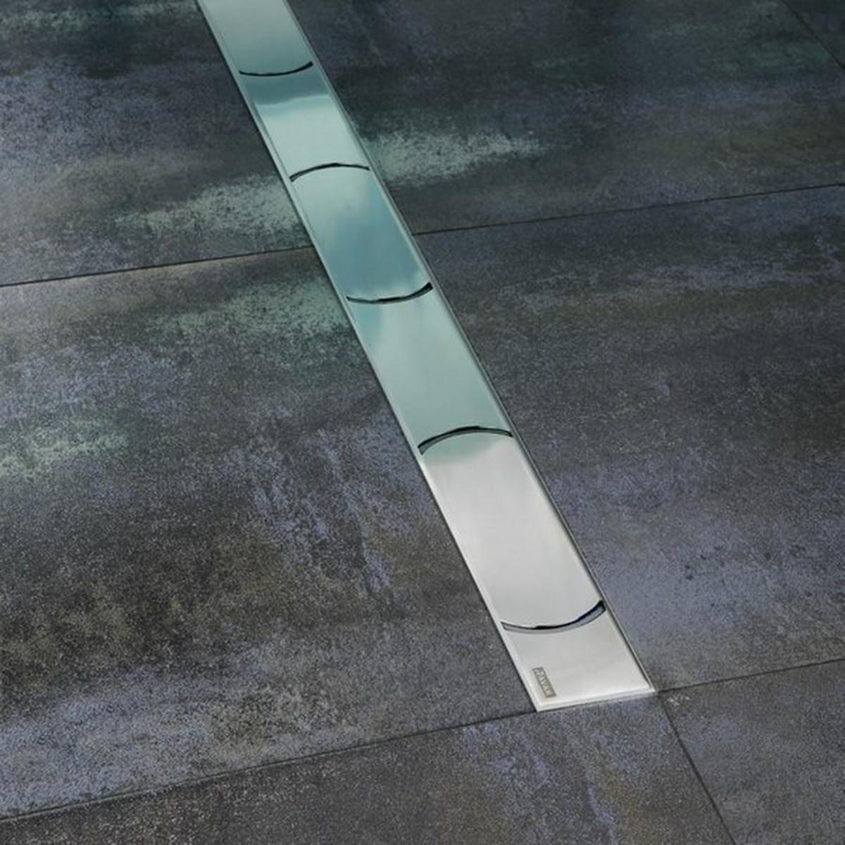 Душевой Канал Ravak Oz Ravak Chrome Ozw 950 - Нержавеющая Сталь X01630
