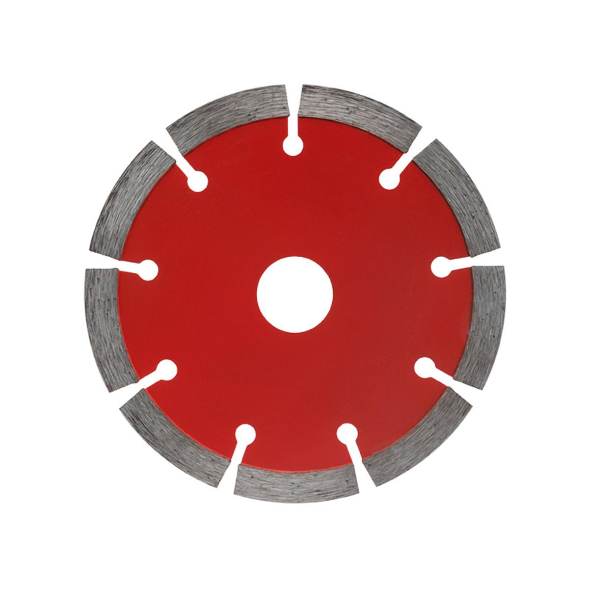 Диск алмазный Rexant Сегментный по бетону для сухой резки 115x22.2 мм