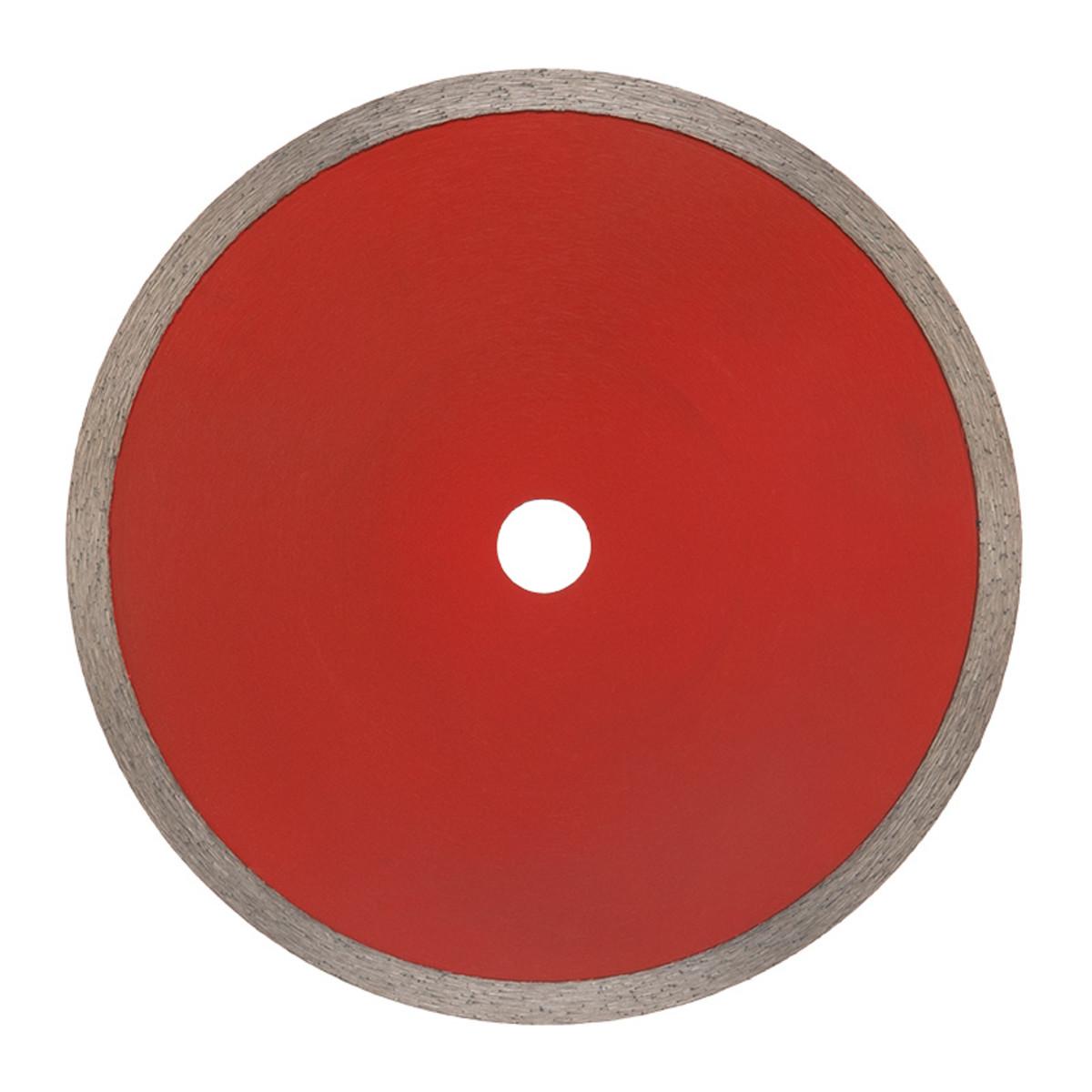 Диск Алмазный Rexant Сплошной По Керамограниту Для Мокрой Резки 230x222