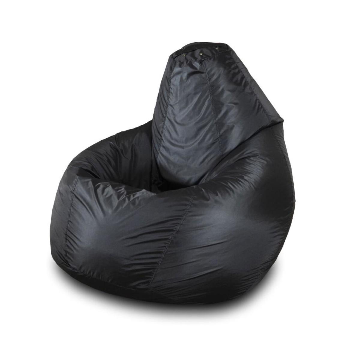 Кресло-Груша Пазитифчик Черный 01 90Х80