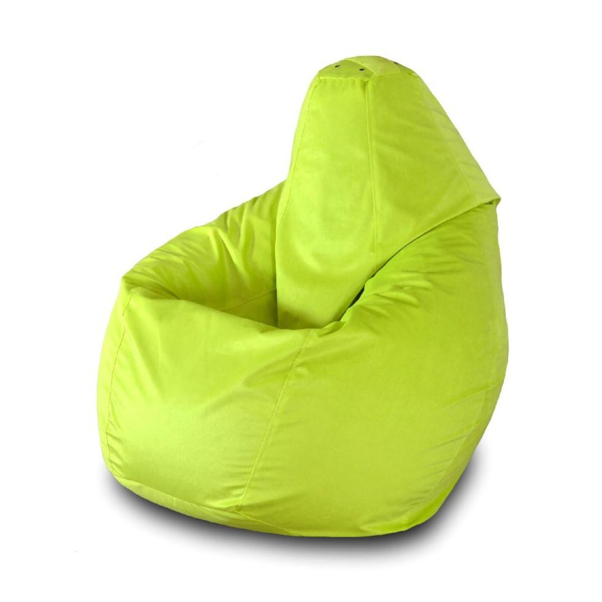 Кресло-Груша Пазитифчик Желтый 022 110Х85