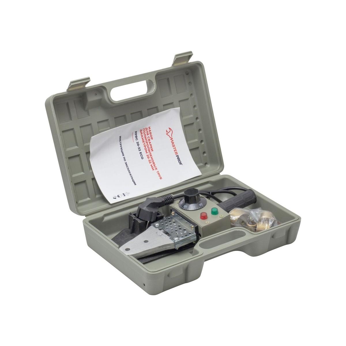 Аппарат для сварки пластиковых труб Aqualink PPRC 20-32 ЕСО ИС.090822