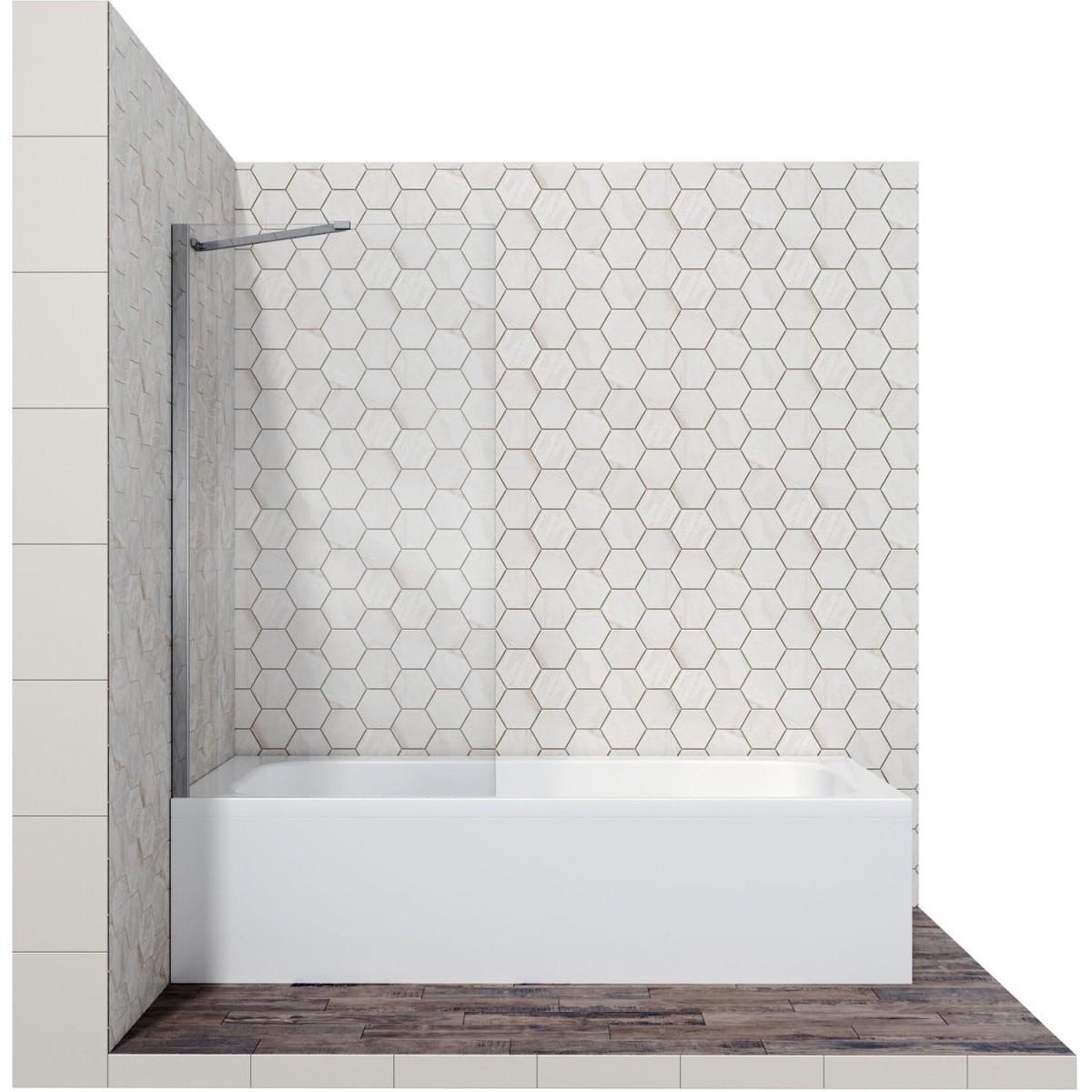 Ширма на ванну Ambassador 16041102 70х140 см