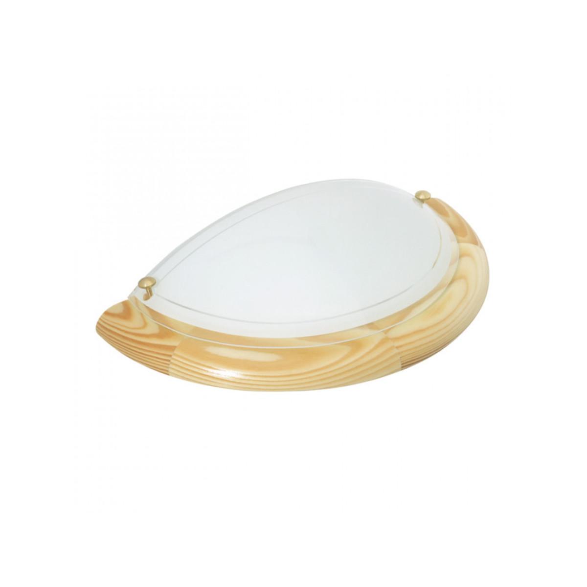 Светильник настенно-потолочный Kanlux Tiva 1030 1/2Dr/Ml-Sn 70740 1 лампа цвет белый