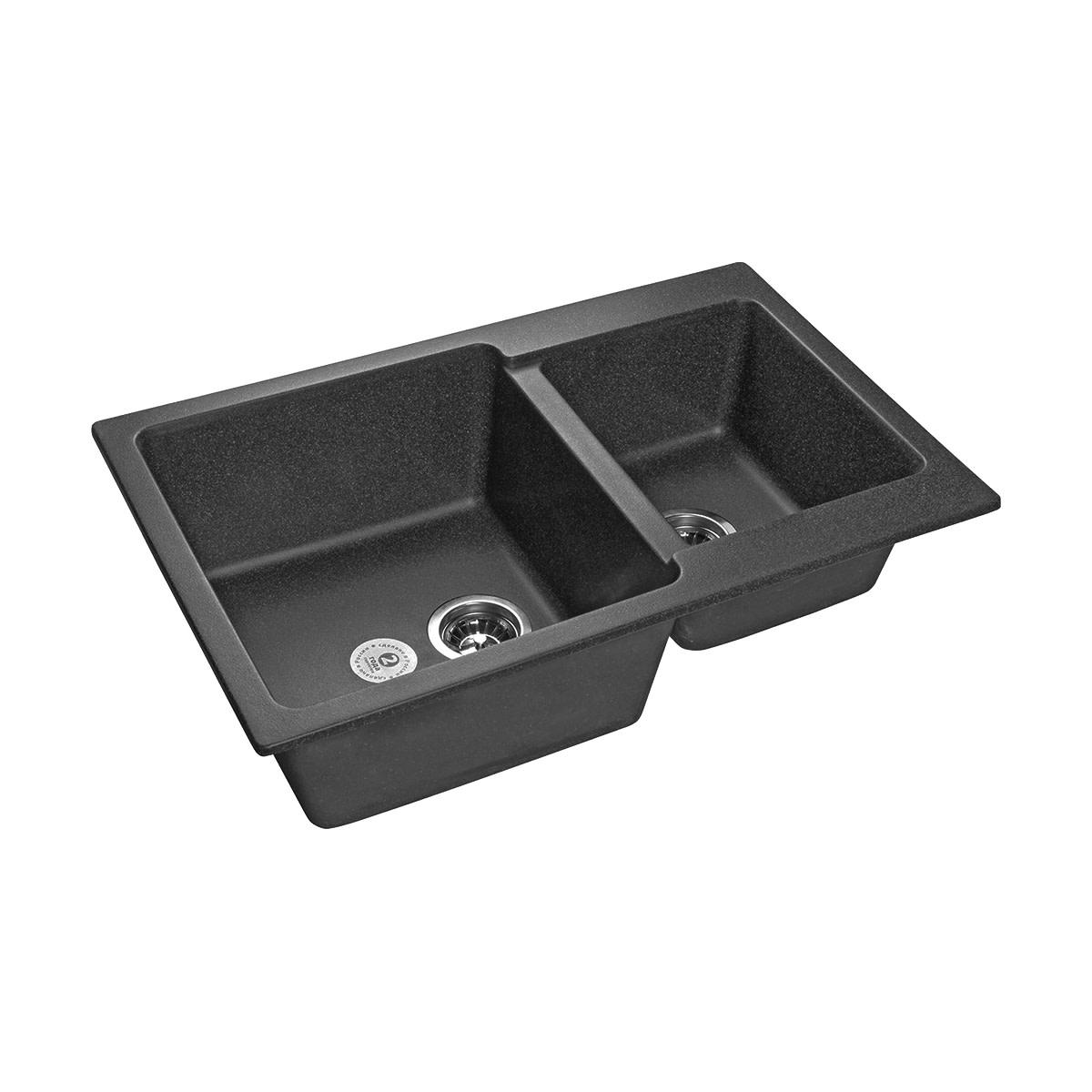 Кухонная мойка GranFest P-780 K PRACTIKP-780 K граф