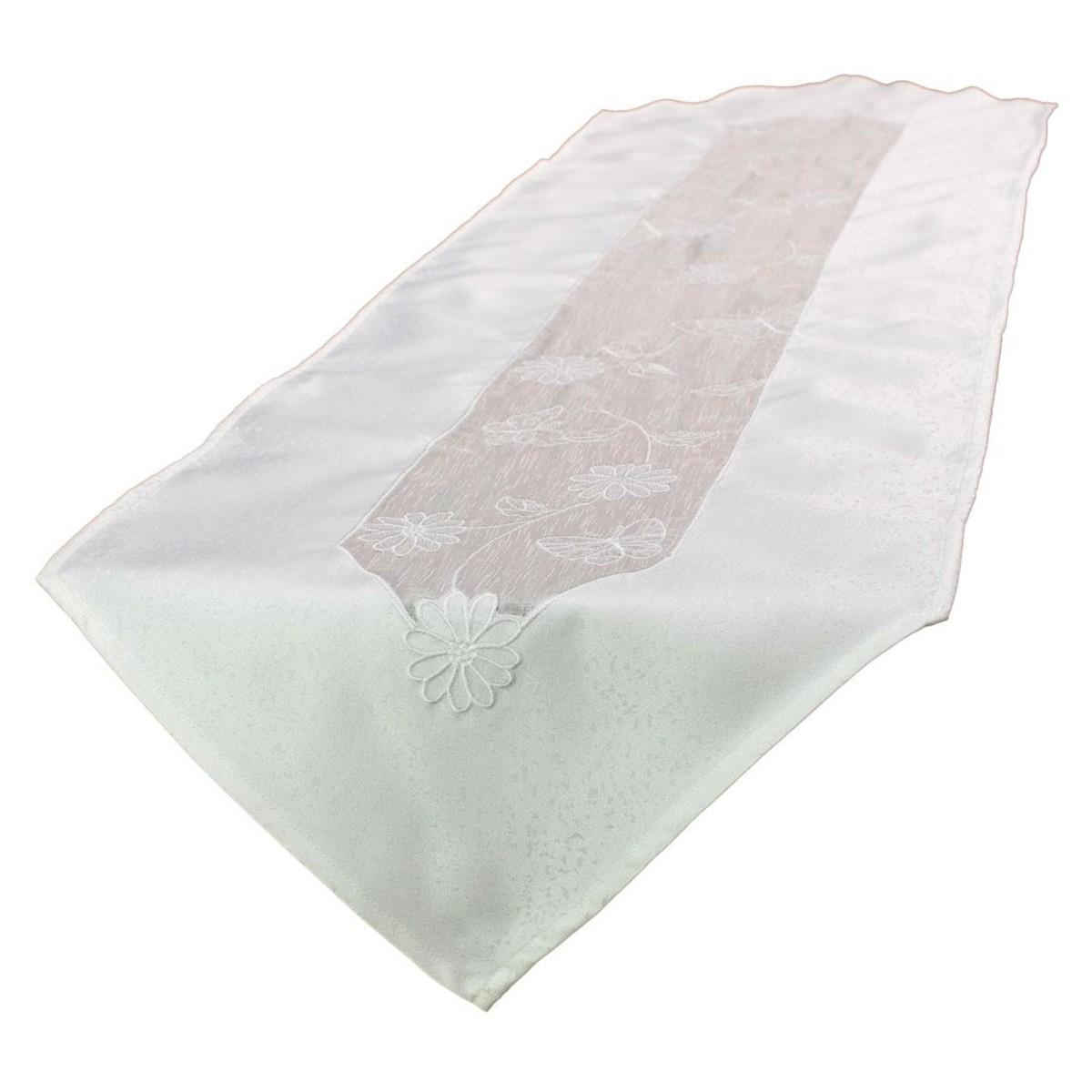 Дорожка на стол Хит-декор Бабочки 07318 160х40 см