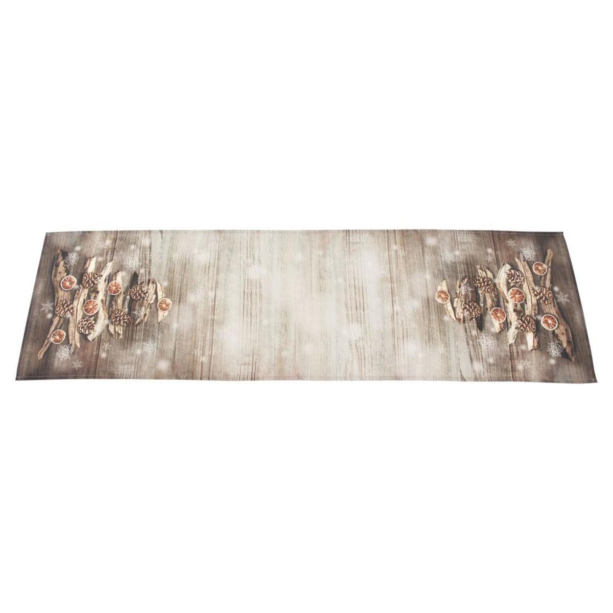 Дорожка на стол Хит-декор Волшебное время 07720 140х40 см