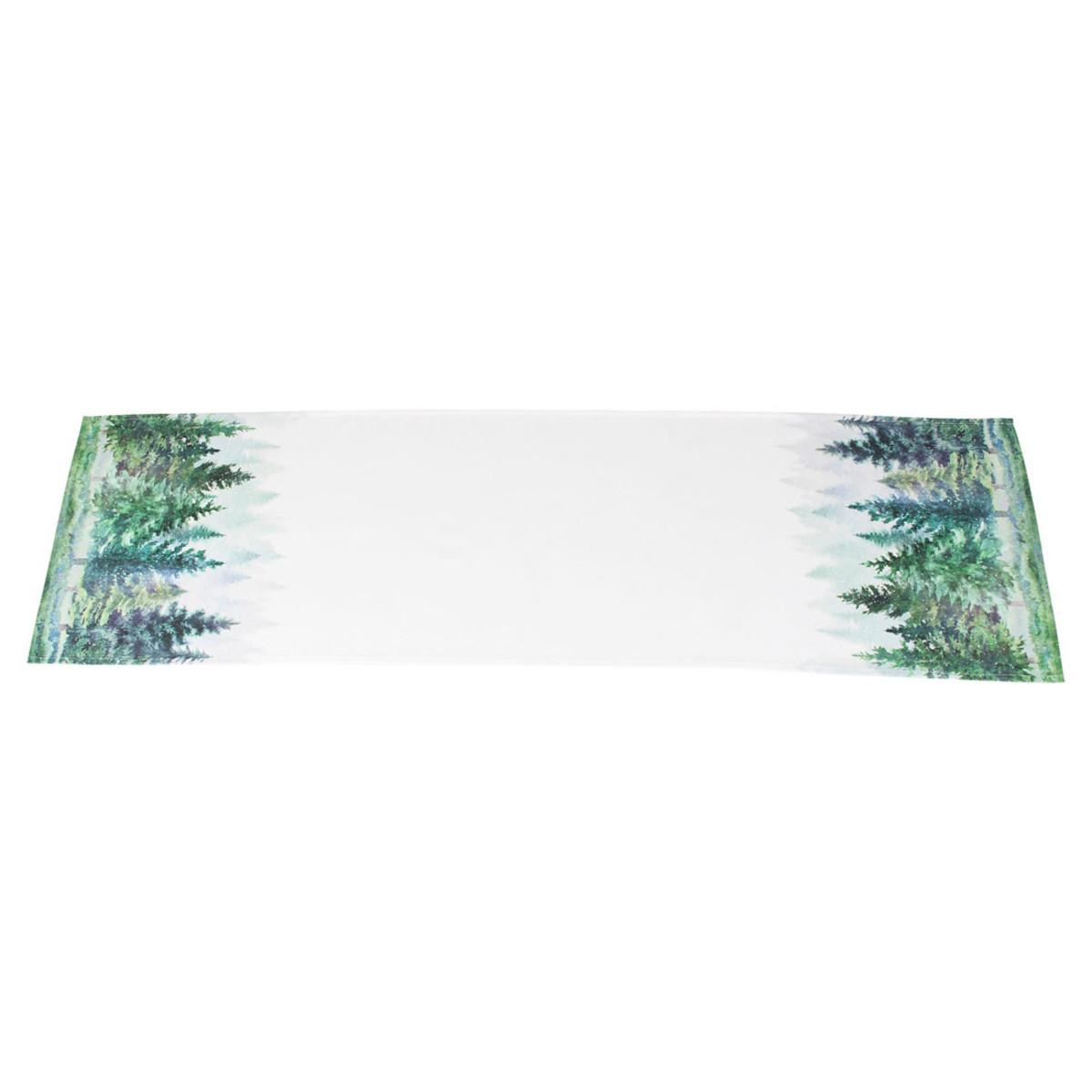 Дорожка на стол Хит-декор Еловый лес 07721 140х40 см