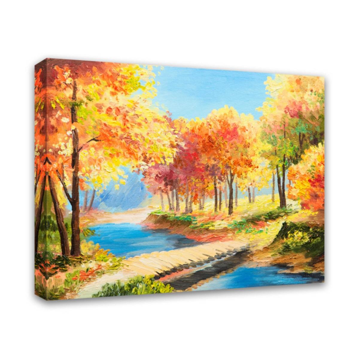 Картина Симфония Краски осени 1-072 40х50 см
