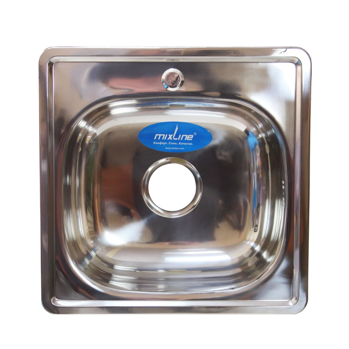 Кухонная мойка MIXLINE 528187
