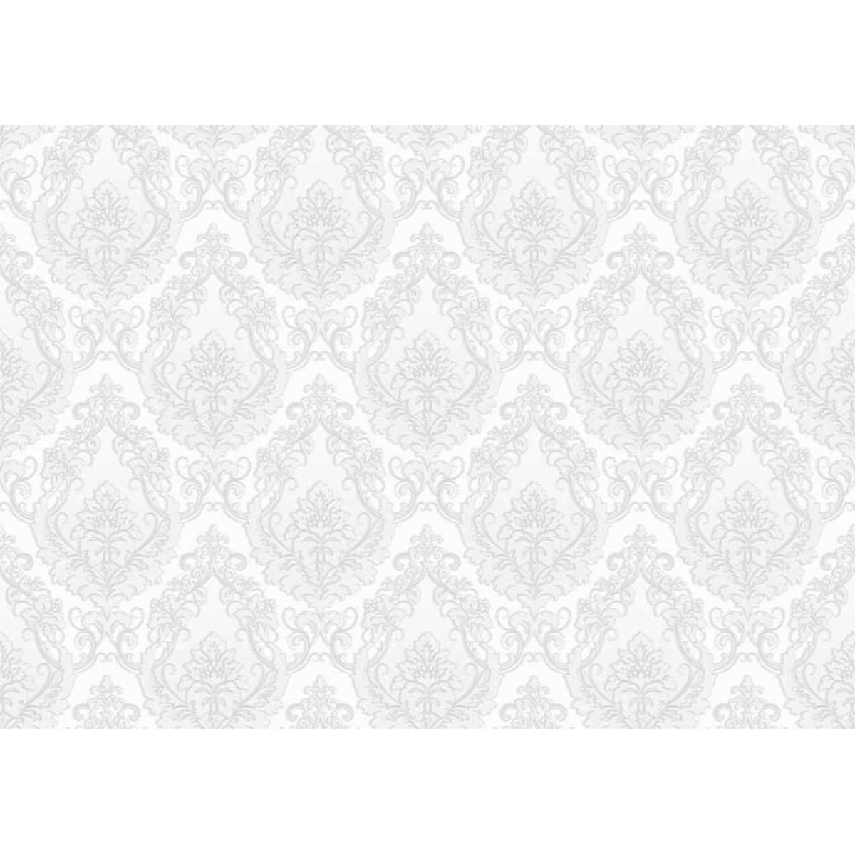 Обои флизелиновые Erismann Light белые 4559-2 1.06 м