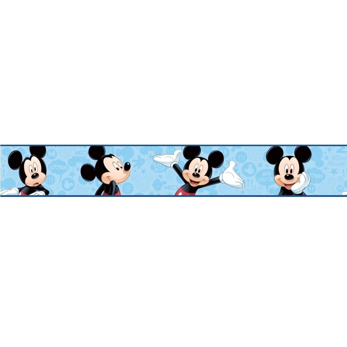 Бордюр для обоев York Wallcoverings Disney II DS7799BD
