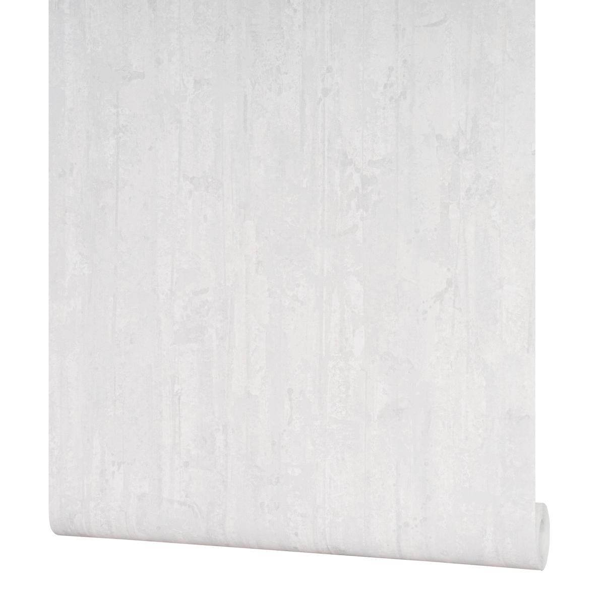 Обои флизелиновые Dekens Wallcoverings Nv Dekens Stylish белые 100412 0.53 м