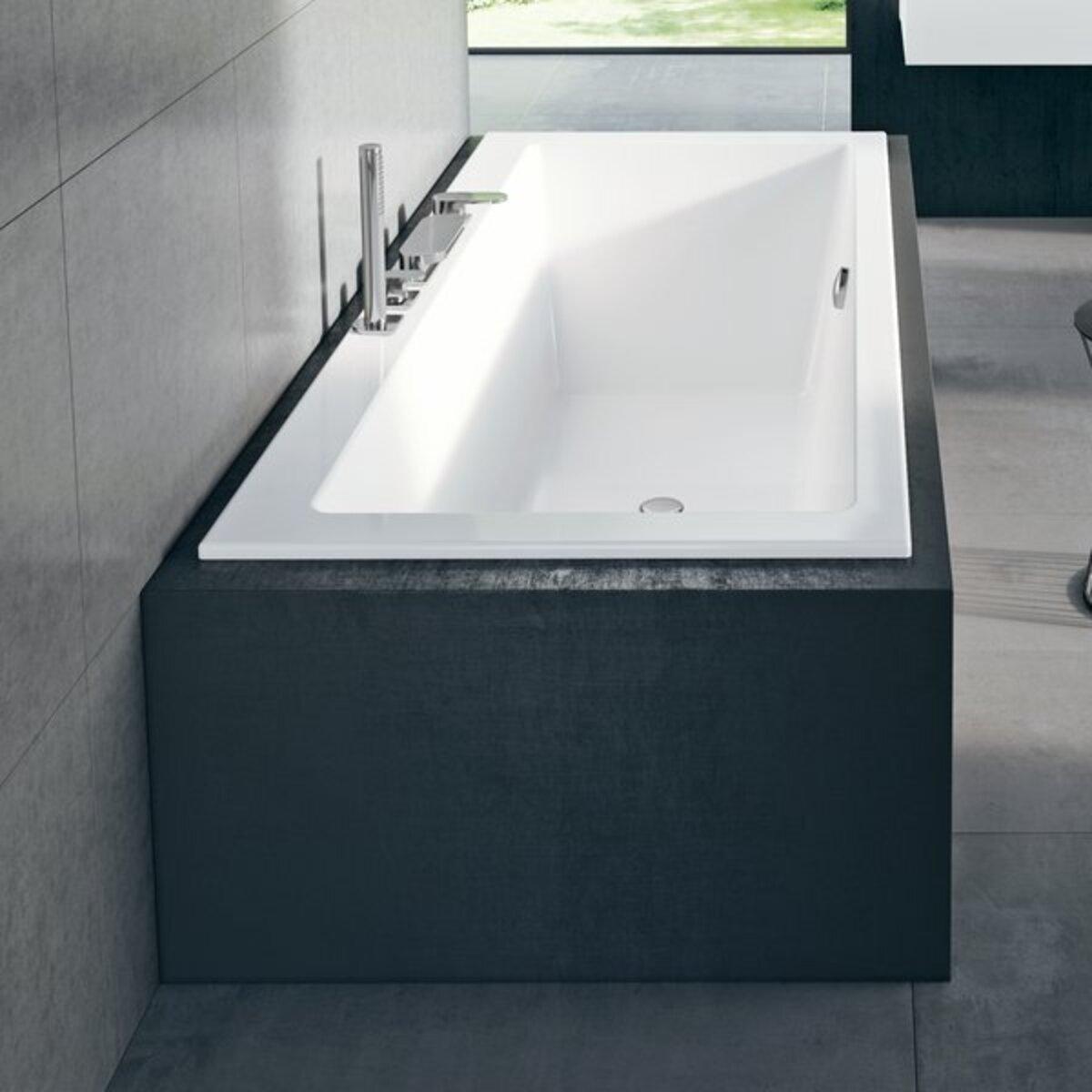 Акриловая прямоугольная ванна Ravak FORMY 01 SLIM 180x75 см C881300000