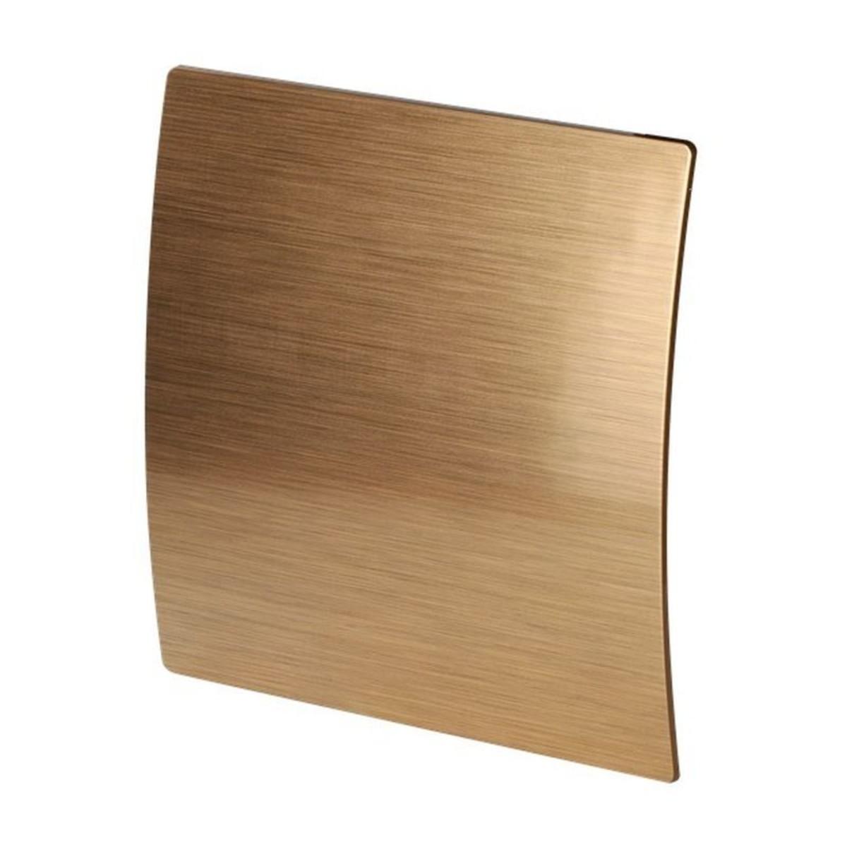 Панель декоративная AWENTA PEZ125 д/вент. KW золотистый