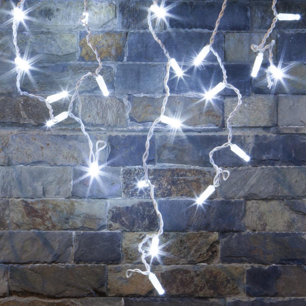 Гирлянда Eurosvet 100-101 Белый 120 Лампочек