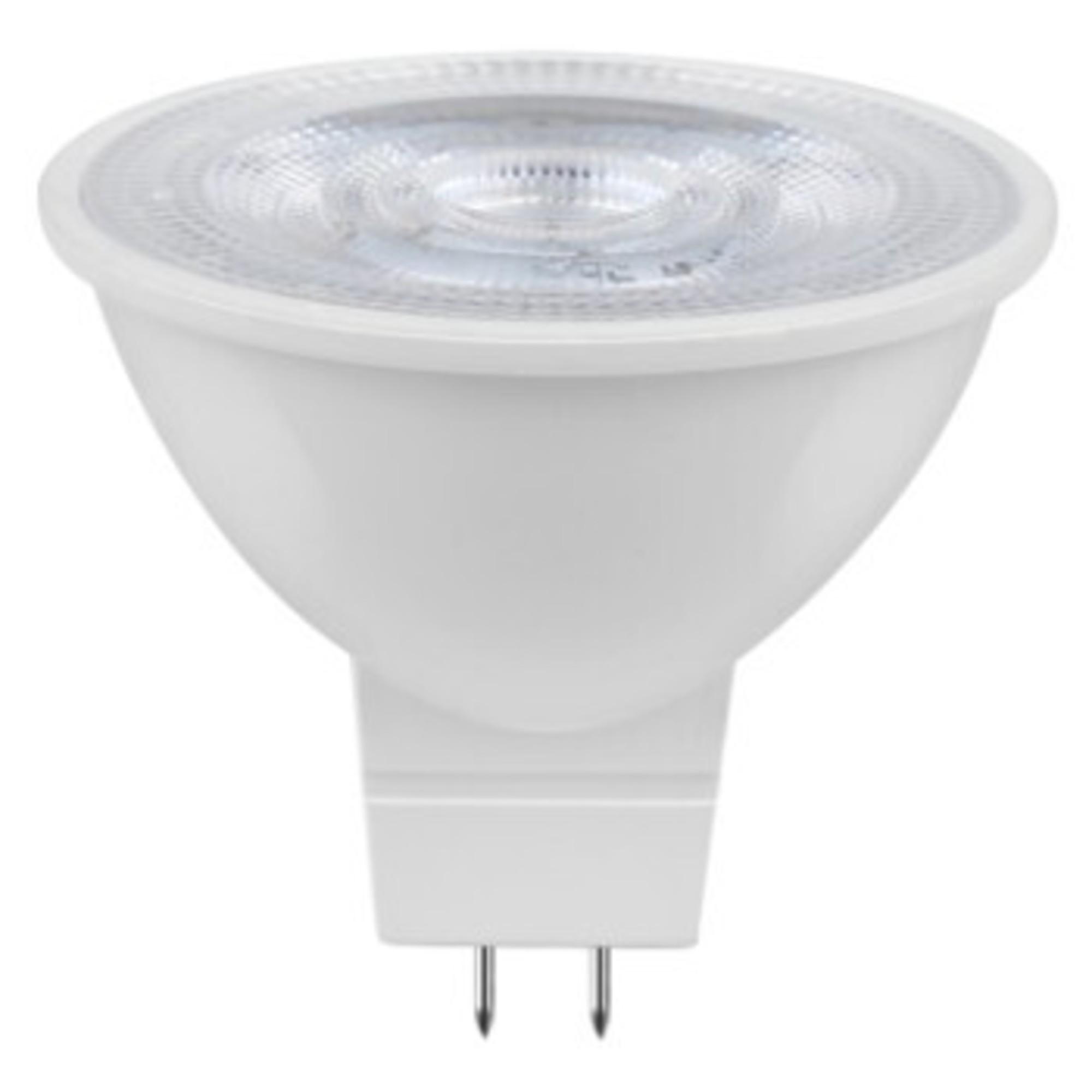 Лампа светодиодная Osram спот GU5.3 4.2 Вт 360 Лм свет тёплый белый