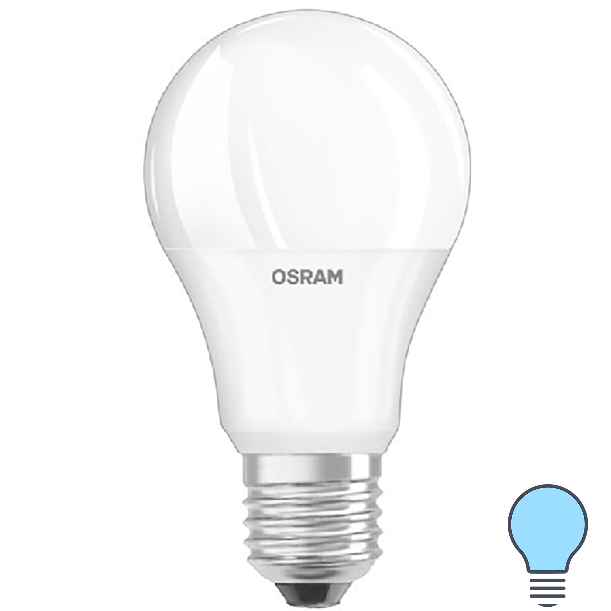 Лампа светодиодная Osram шар E27 10 Вт 1055 Лм нейтральный белый свет