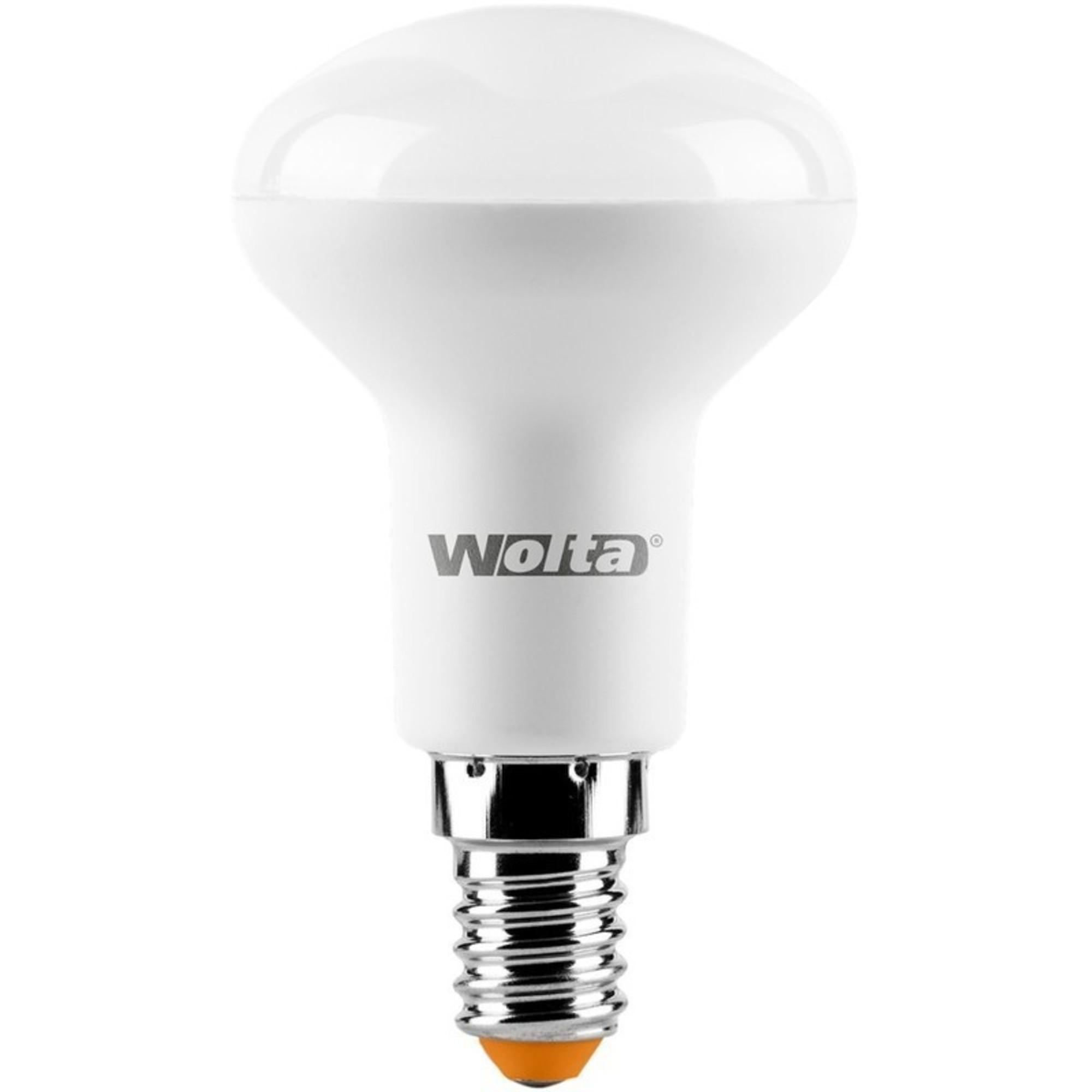 Лампа светодиодная Wolta спот R39 E14 5 Вт 400 Лм свет дневной