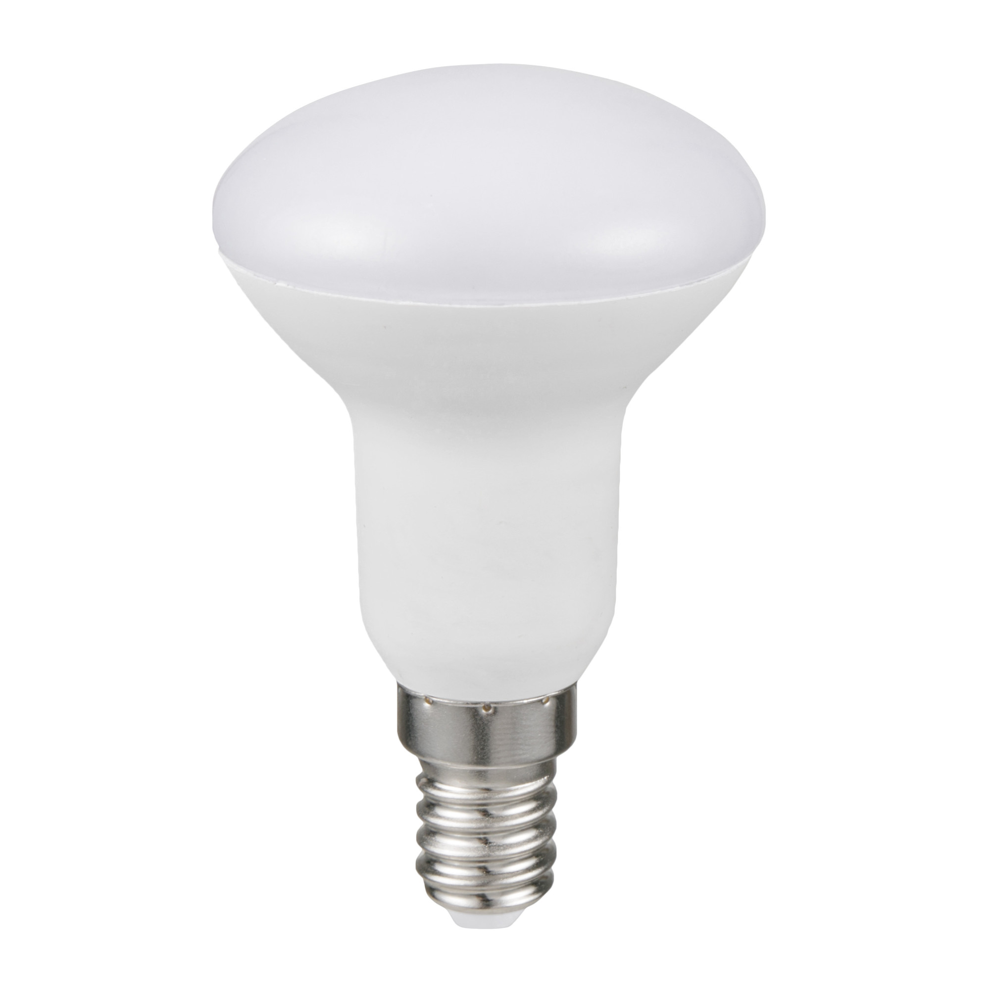 Лампа светодиодная Lexman спот R50 E14 5 Вт 470 Лм свет тёплый белый
