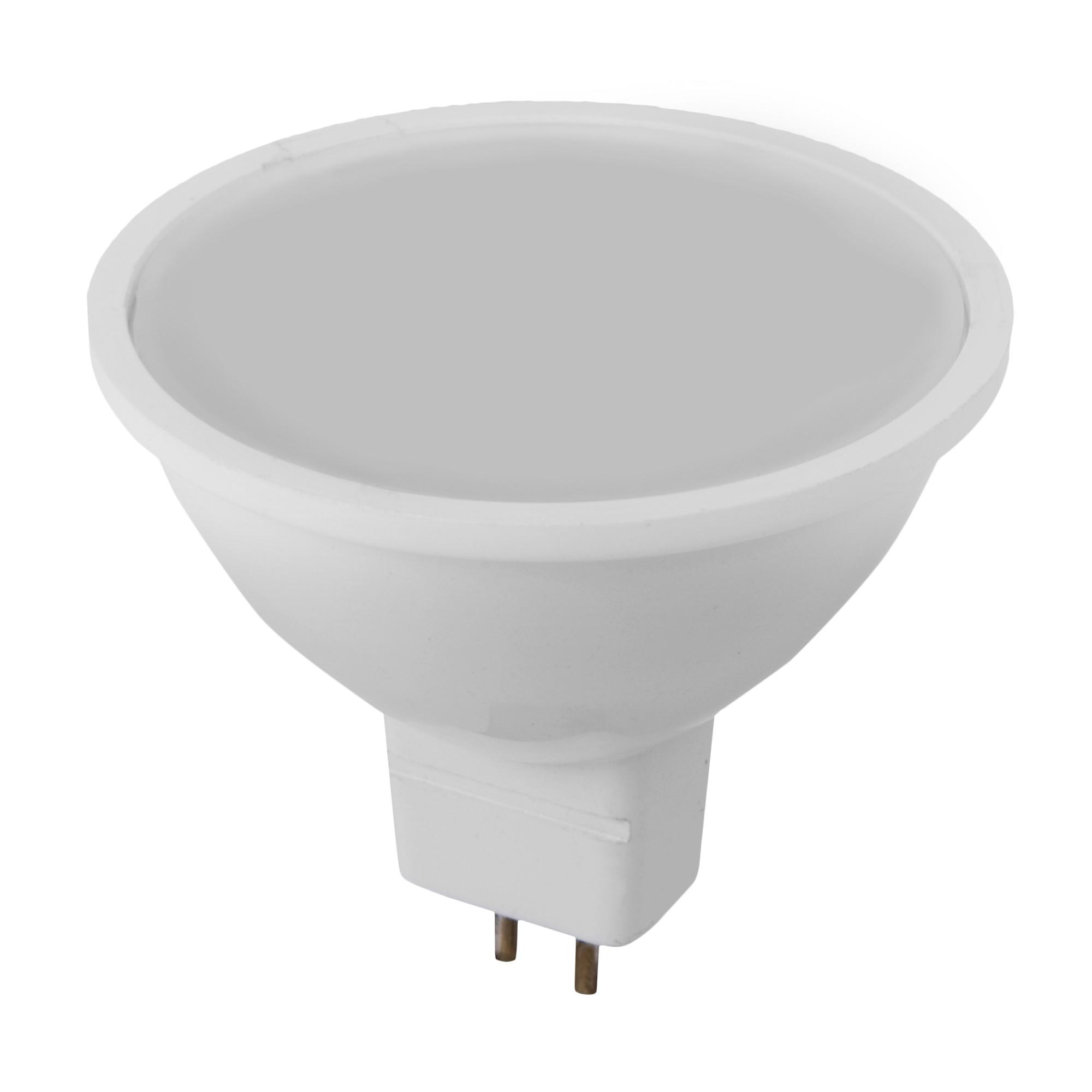 Лампа светодиодная Lexman рефлектор GU5.3 7.5 Вт 750 Лм 2700K