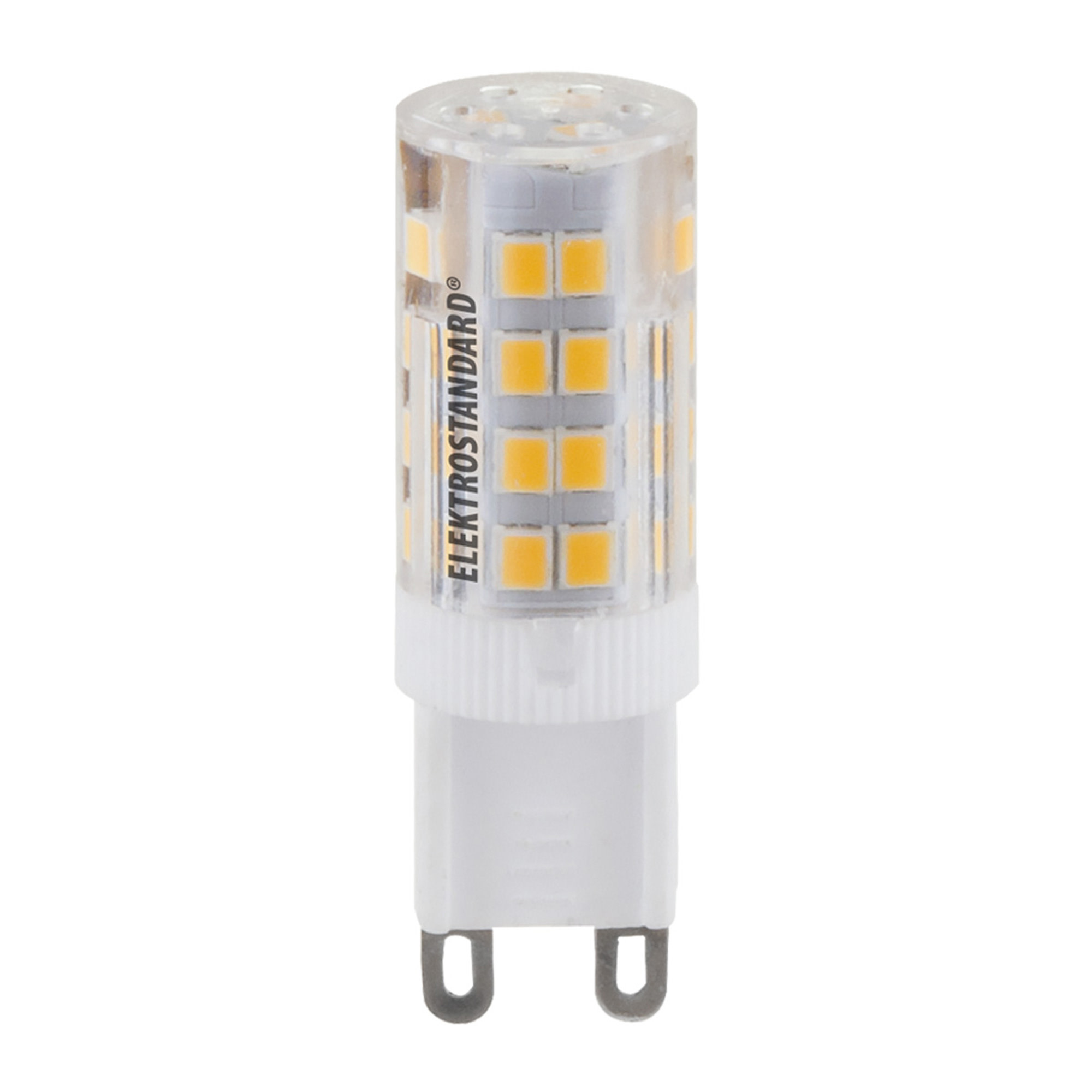 Лампа светодиодная Elektrostandard G9 5 Вт 4200 К свет белый холодный