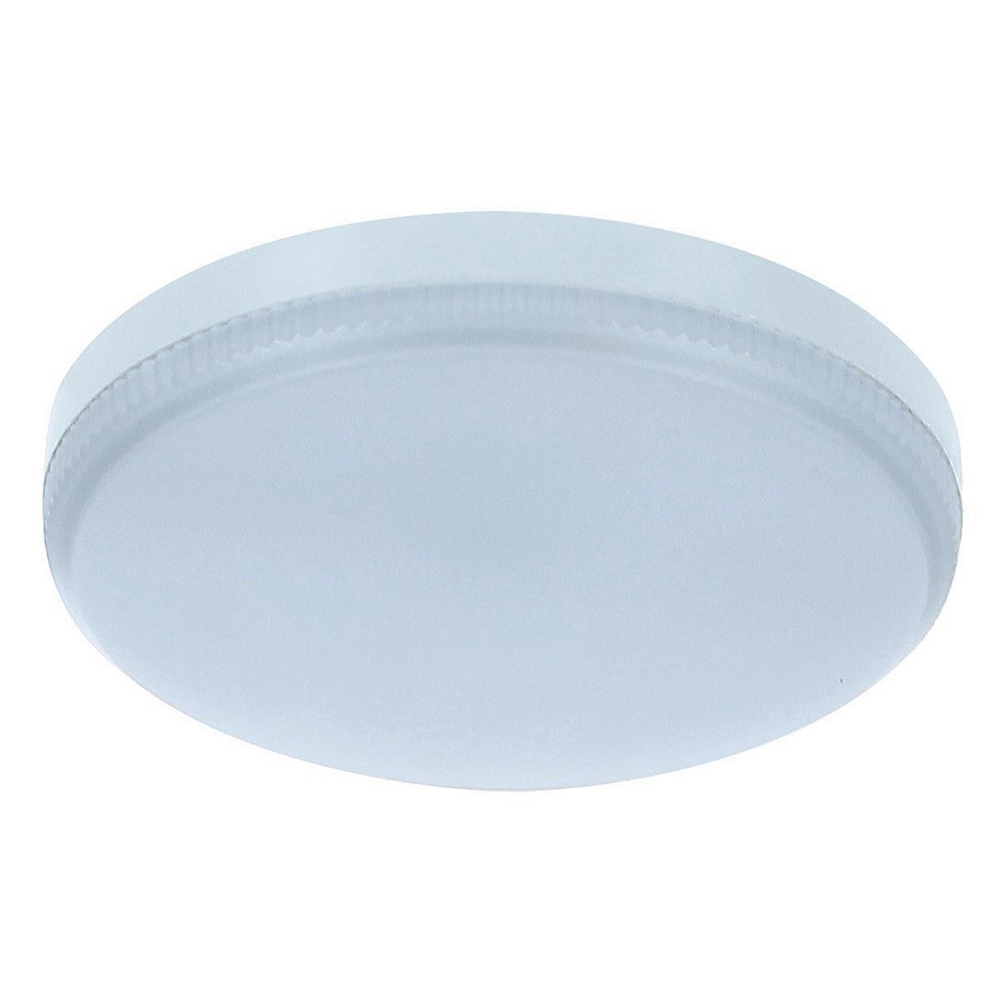 Лампа светодиодная Uniel GX53 10 Вт 900 Лм свет тёплый белый