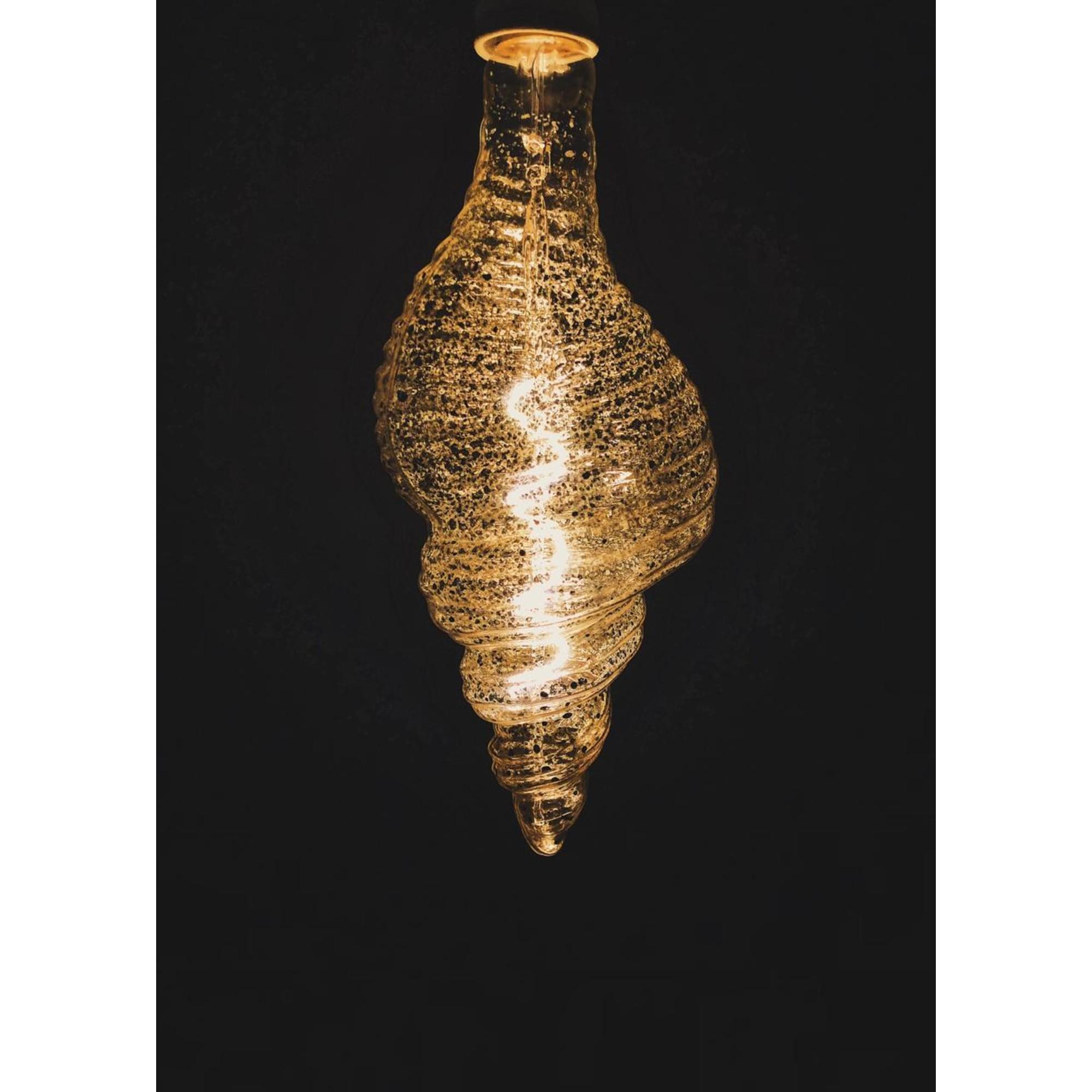 Лампа светодиодная Gauss TL120 E27 6 Вт ракушка 200 лм тёплый белый свет