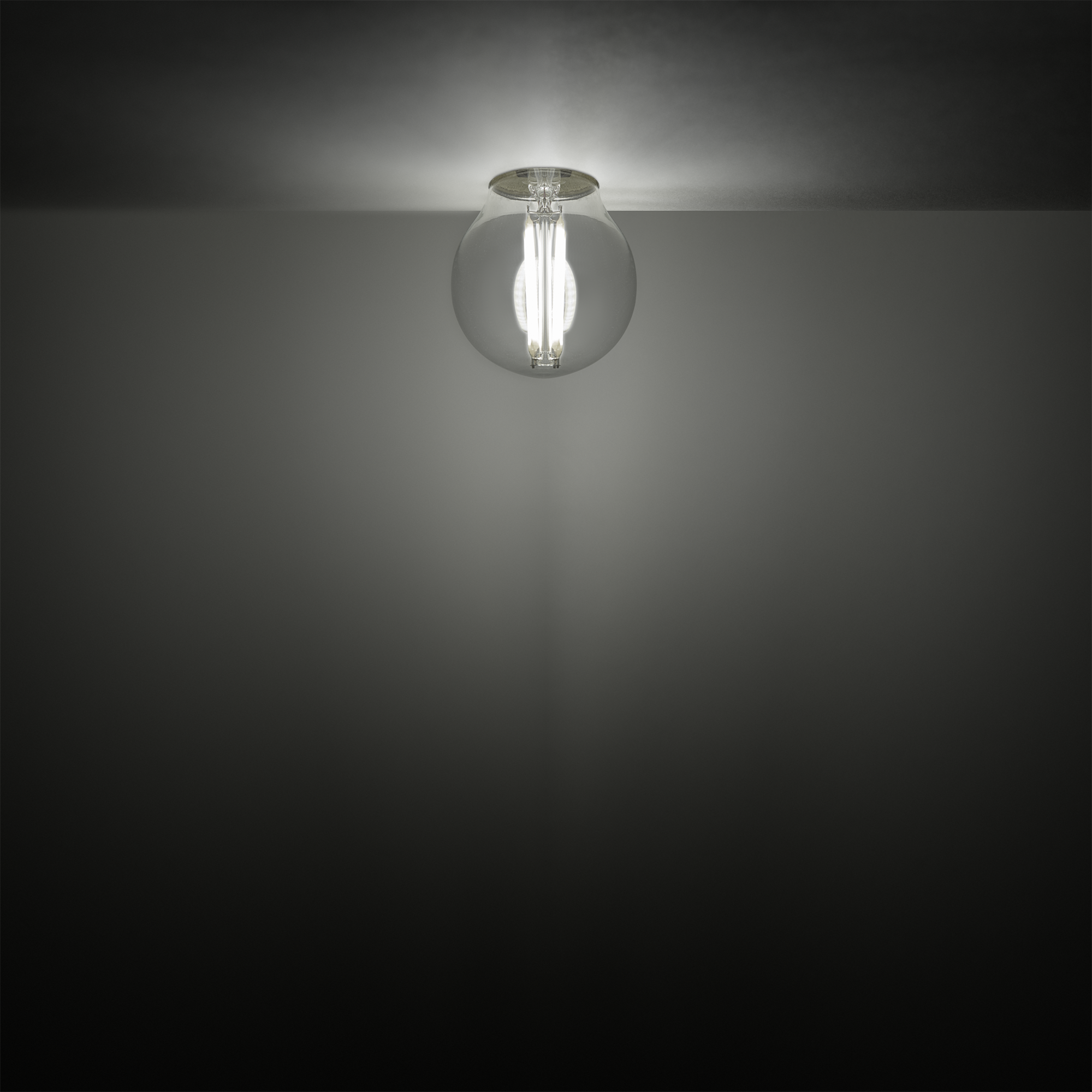 Лампа светодиодная Gauss E27 220 В 4.5 Вт шар 420 лм белый свет