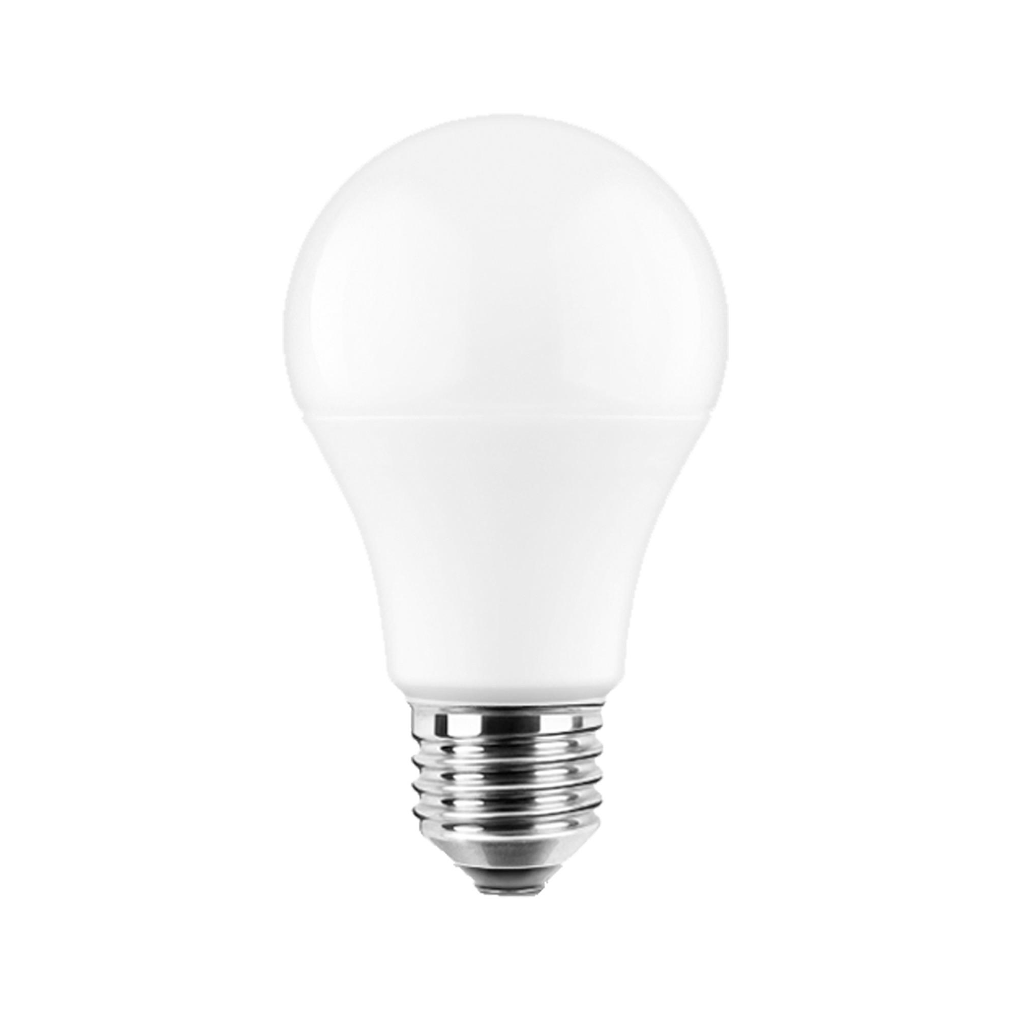Лампа светодиодная Lexman E27 220 В 10 Вт груша матовая 1055 лм тёплый белый свет