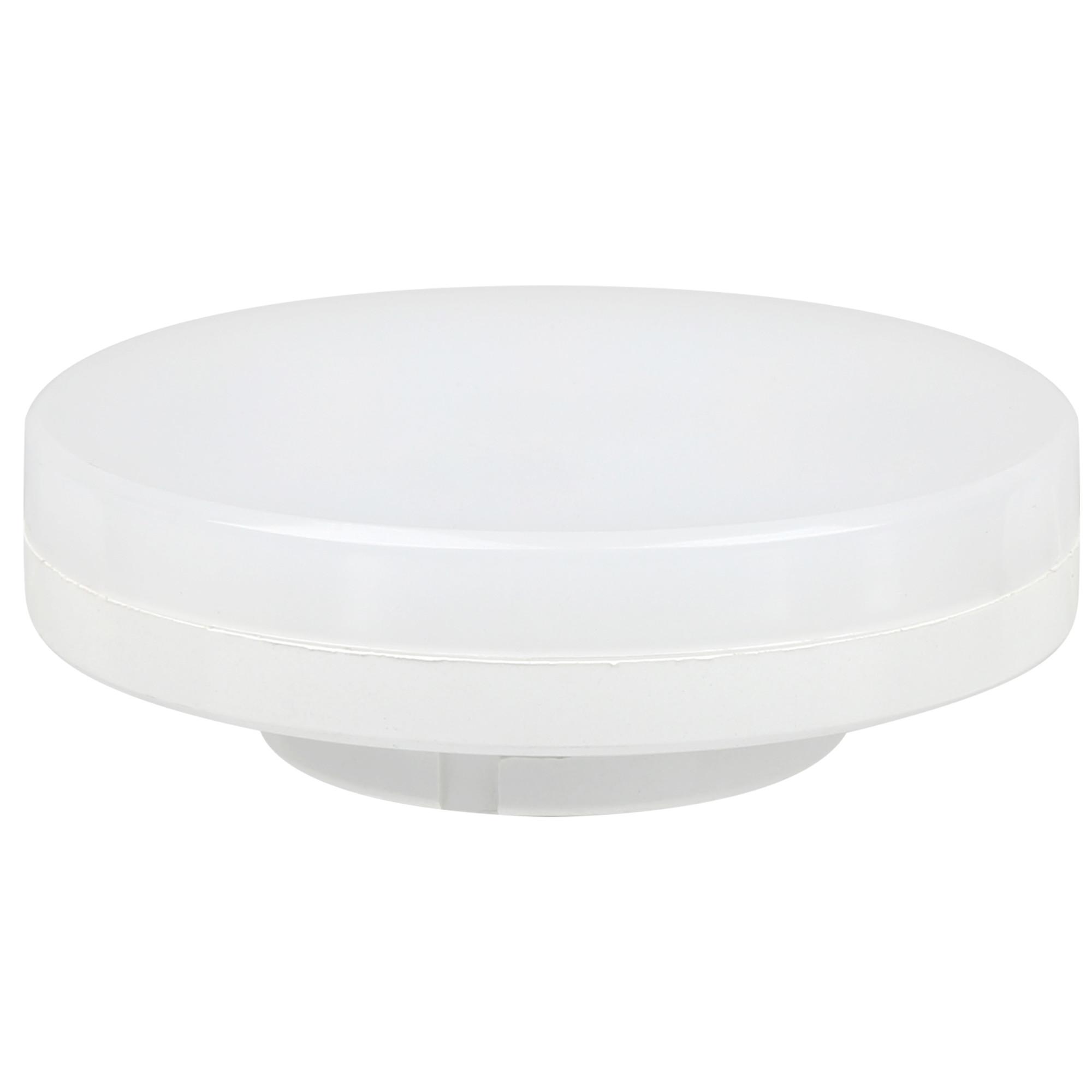 Лампа светодиодная Lexman Gx53 220 В 5.7 Вт прозрачная 600 лм белый свет