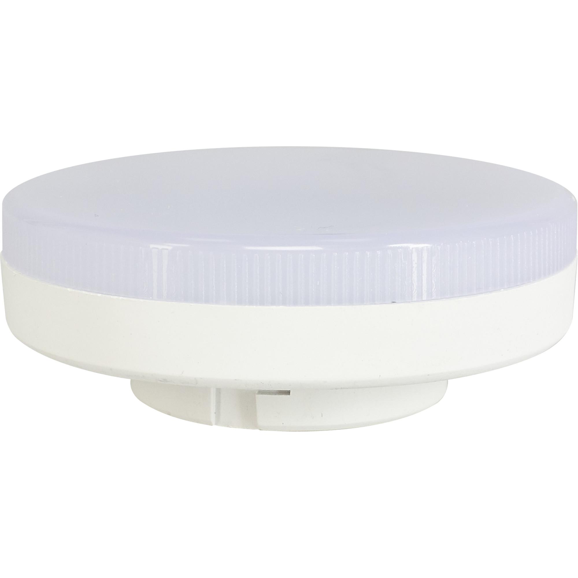 Лампа светодиодная Uniel Gx53 220 В 16 Вт диск белая 1400 лм белый свет