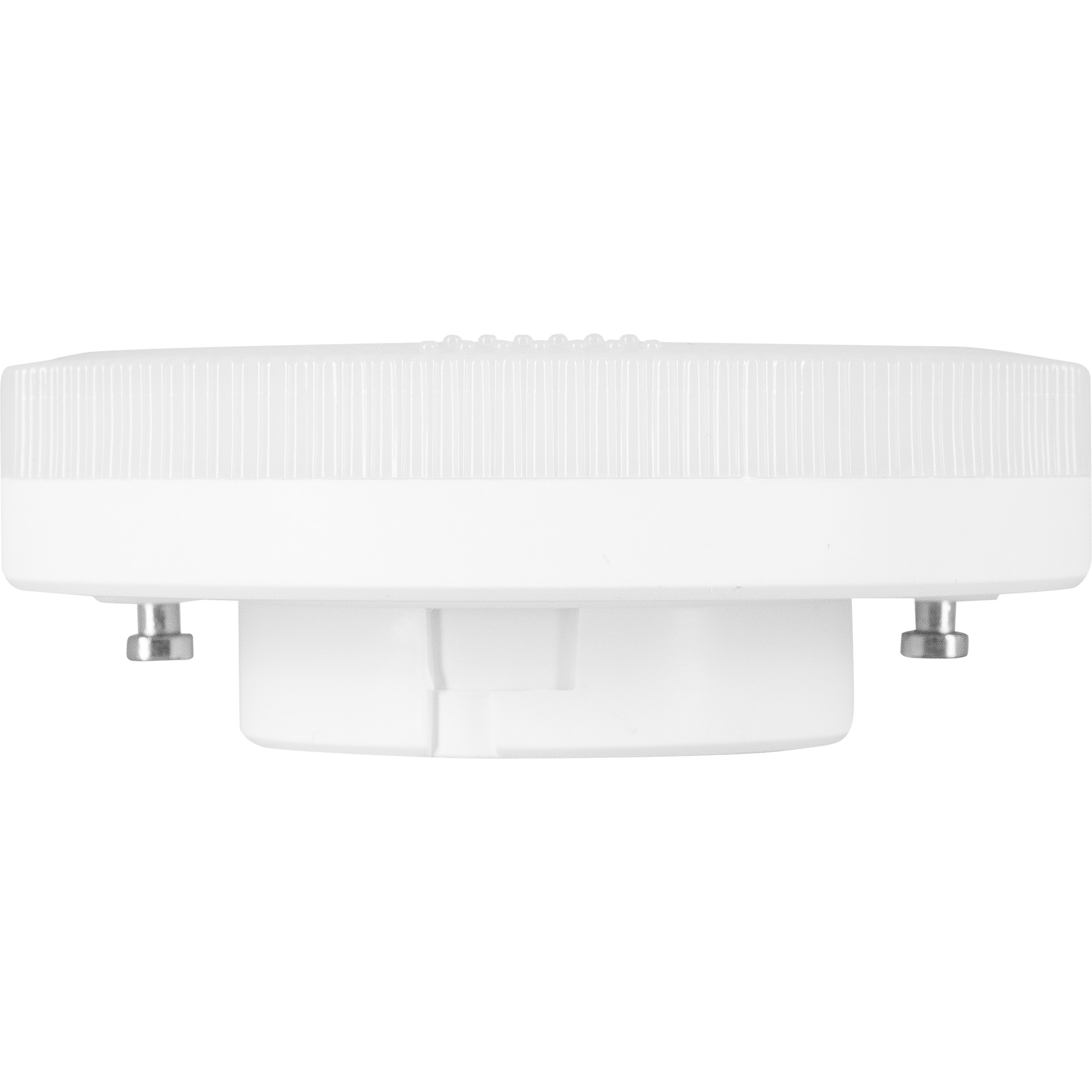 Лампа светодиодная Gauss Basic Gx53 8.5 Вт круг матовый 810 лм белый свет