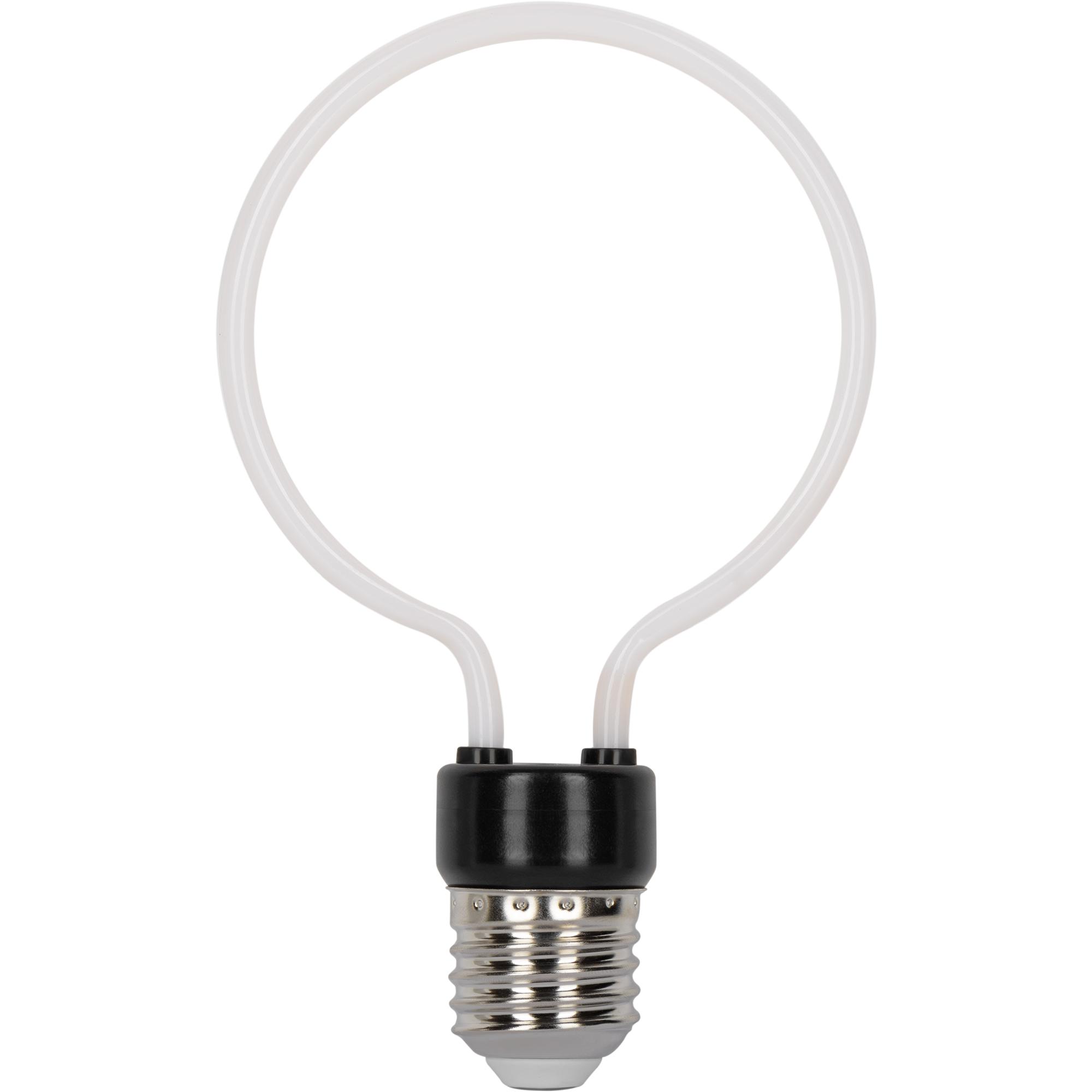Лампа светодиодная Gauss Bulbless G95 E27 230 В 4 Вт круг декоративный 390 лм тёплый белый свет