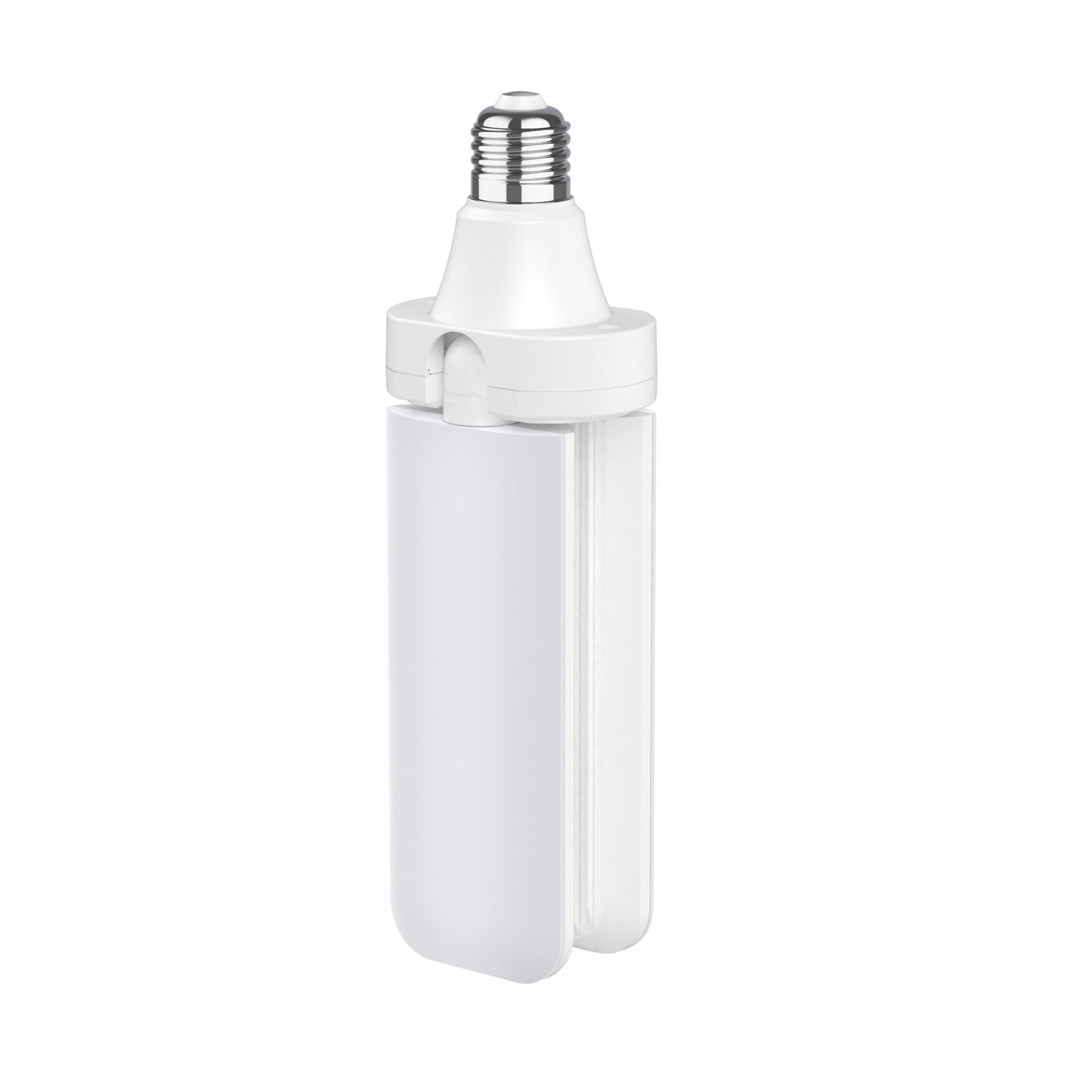 Лампа светодиодная Gauss Клевер-2 E27 230 В 15 Вт матовая 1450 лм нейтральный белый свет