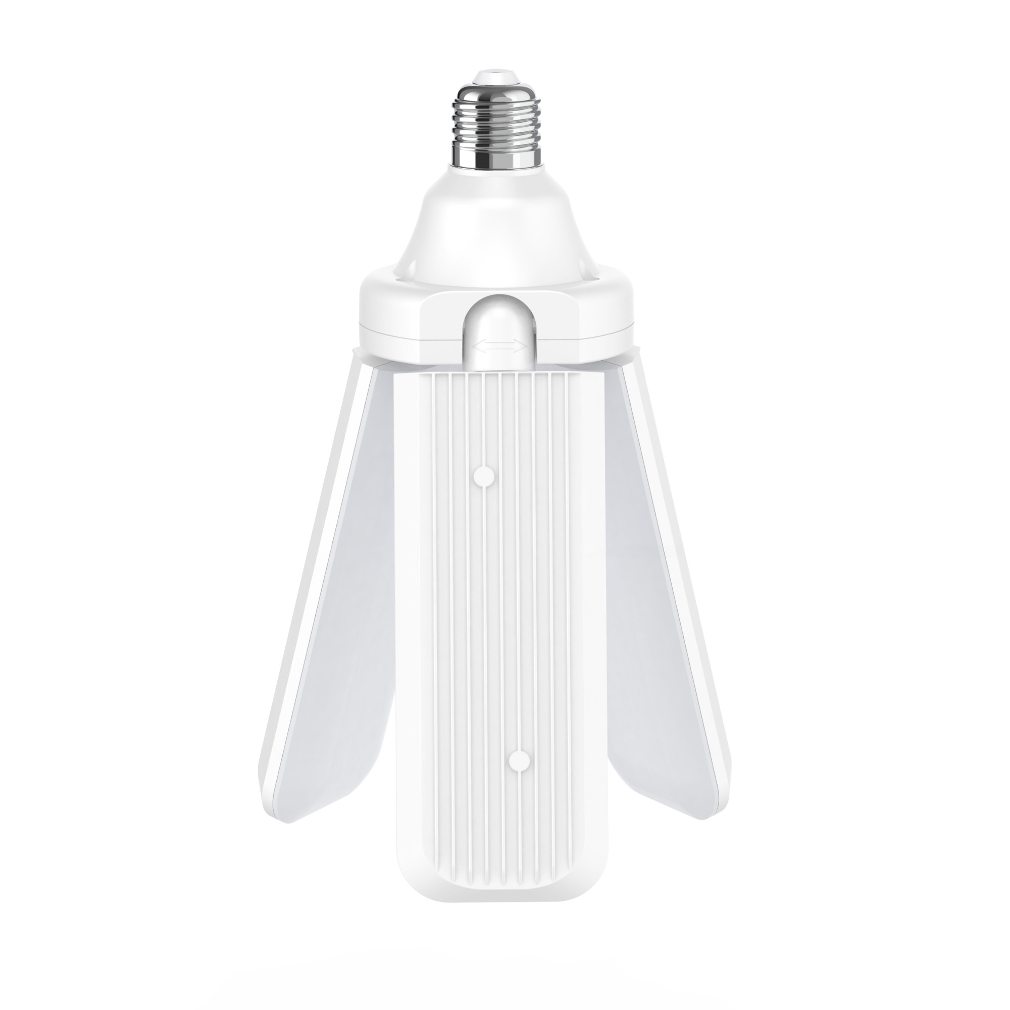 Лампа светодиодная Gauss Клевер-3 E27 230 В 22 Вт матовая 2100 лм нейтральный белый свет