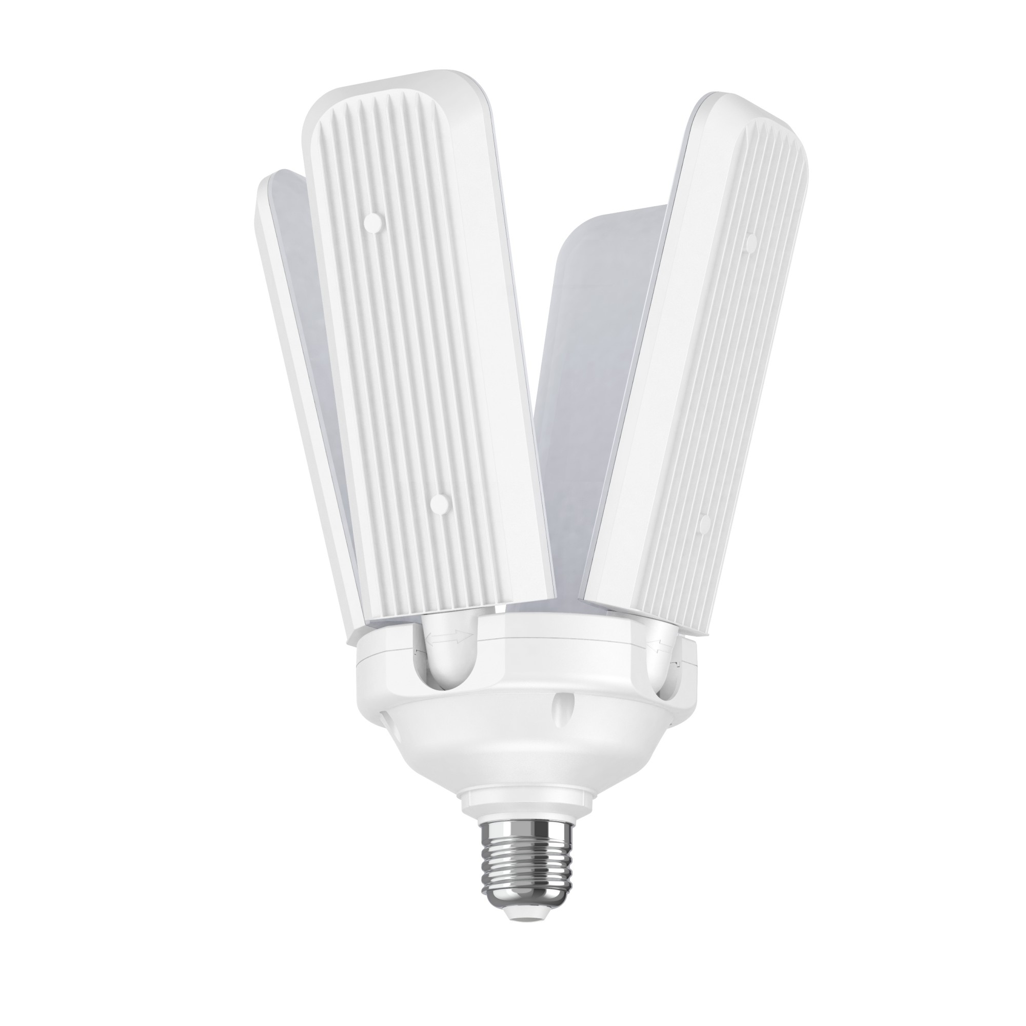 Лампа светодиодная Gauss Клевер-4 E27 230 В 30 Вт матовая 2900 лм нейтральный белый свет