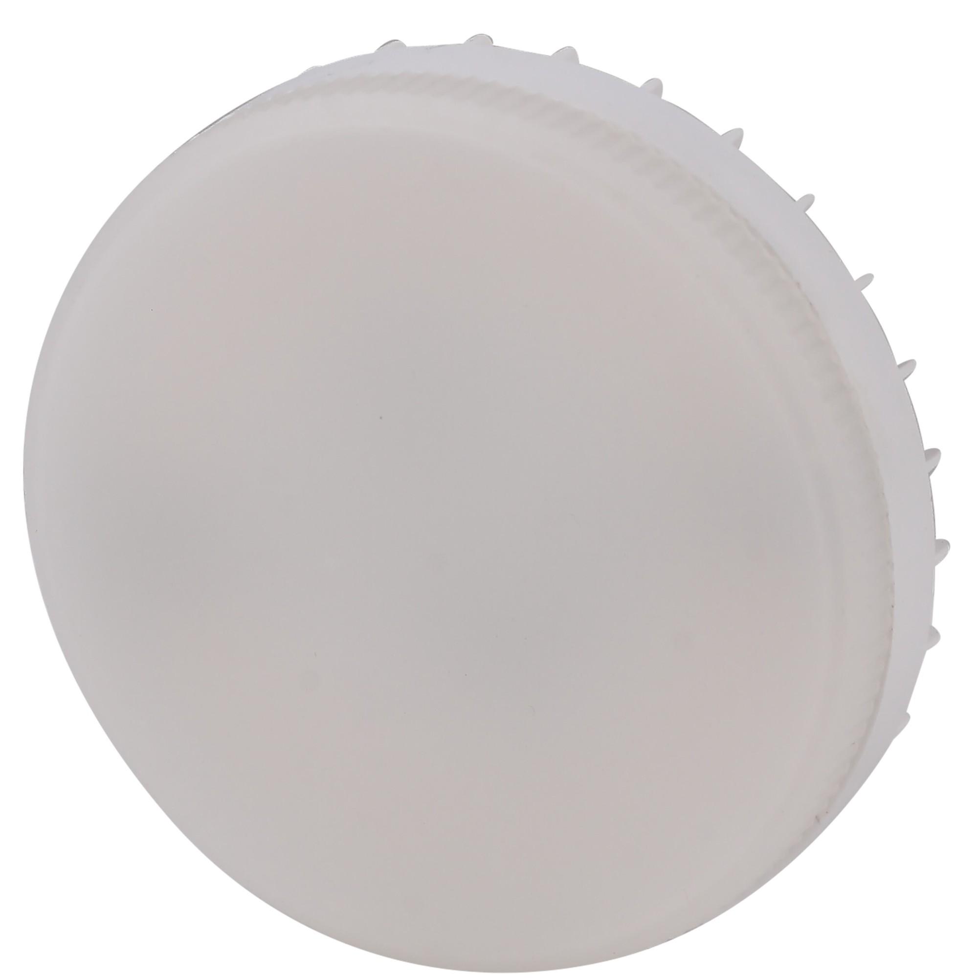 Лампа светодиодная Osram GX53 230 В 10 Вт спот прозрачная 1000 лм теплый белый свет