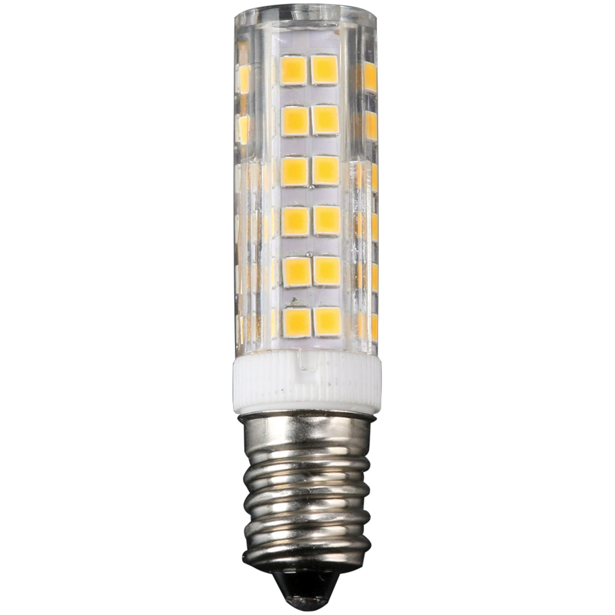 Лампа Ecola стандарт светодионая E14 5.50 Вт 440 Лм теплый свет