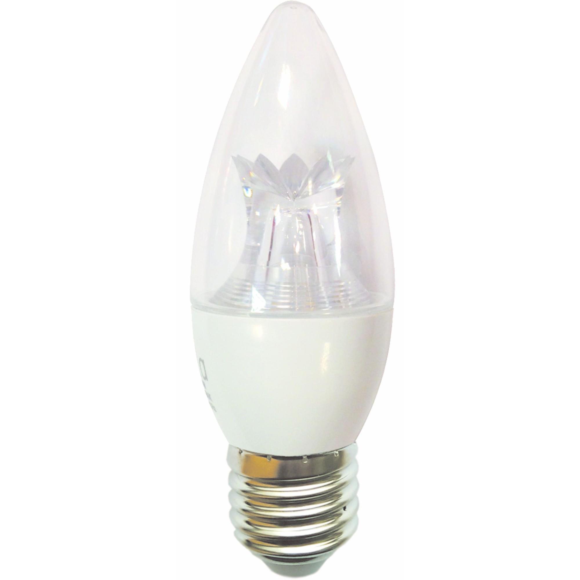 Лампа Ecola Premium светодионая E27 7 Вт свеча 630 Лм теплый свет