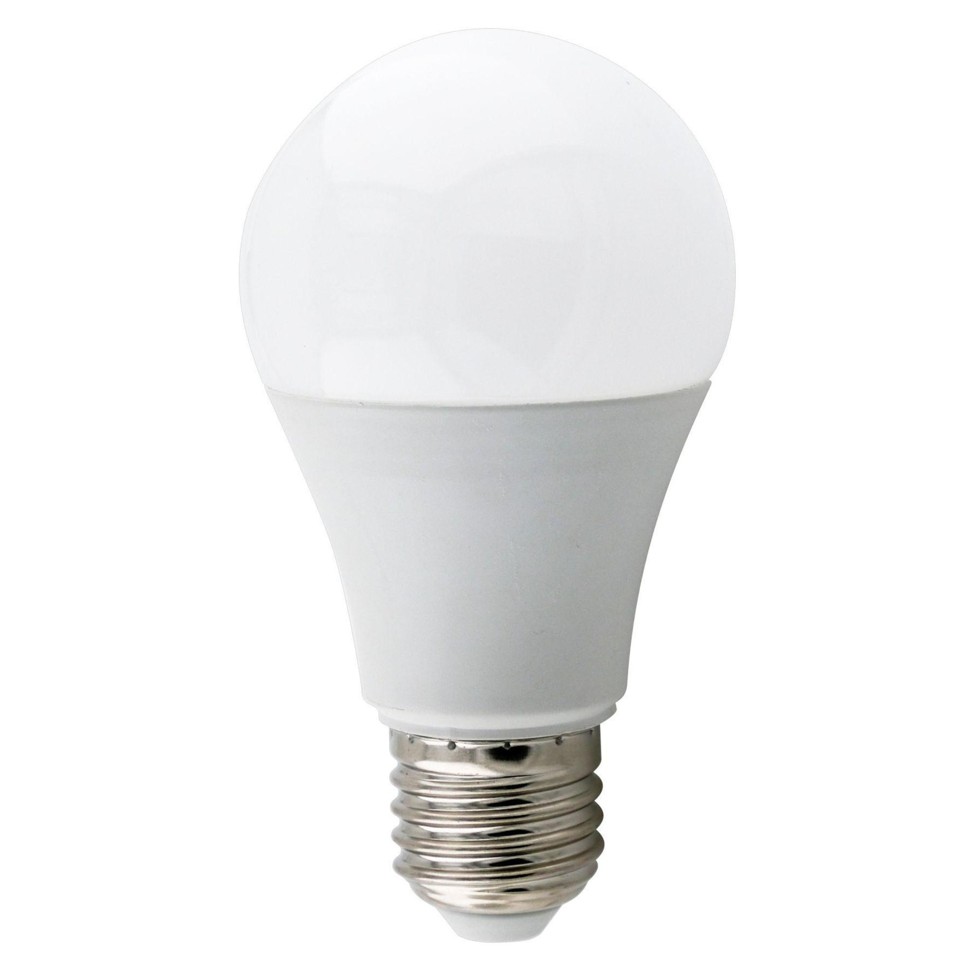 Лампа Ecola стандарт светодионая E27 10.20 Вт груша 710 Лм нейтральный свет