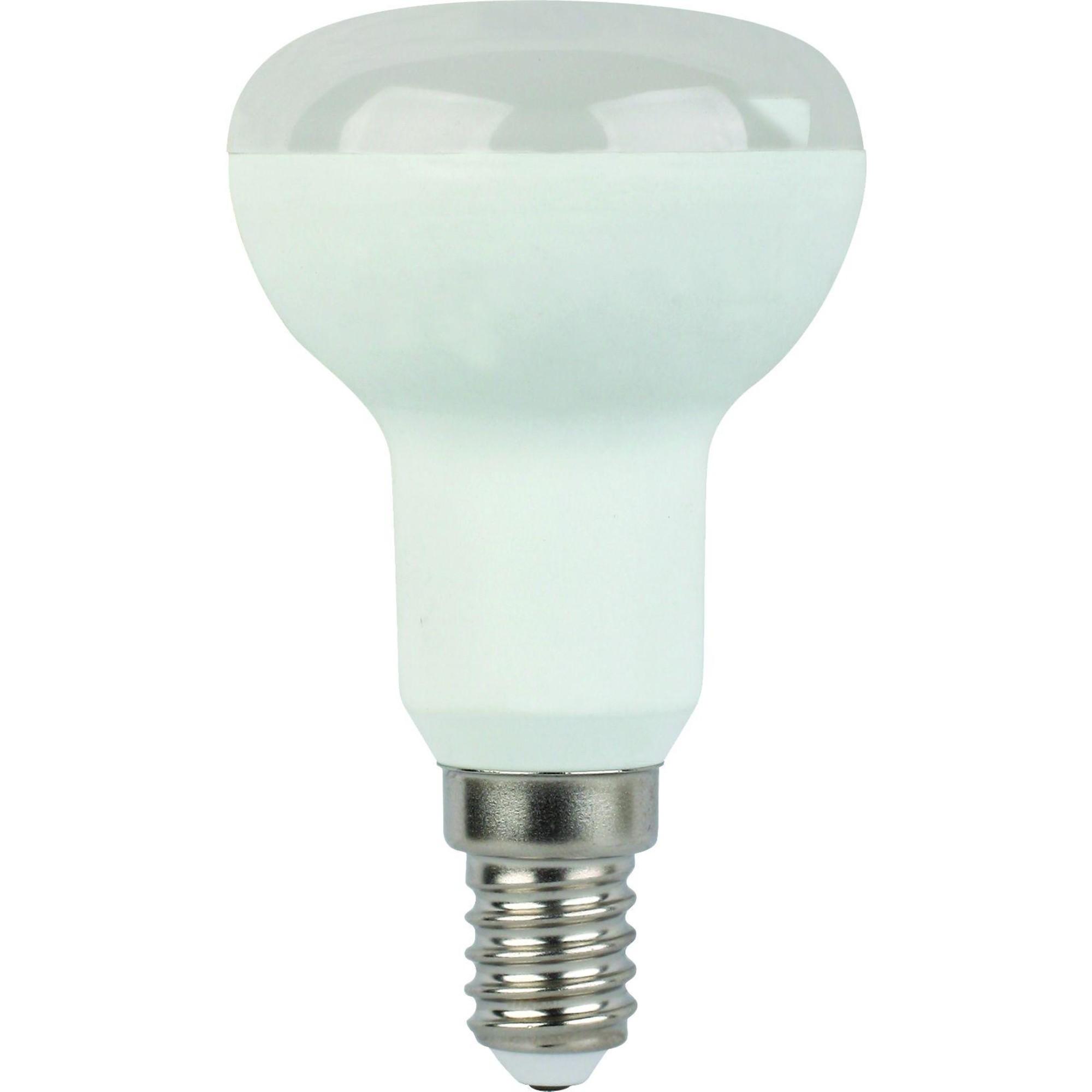 Лампа Ecola стандарт светодионая E14 5.40 Вт рефлекторная 430 Лм теплый свет