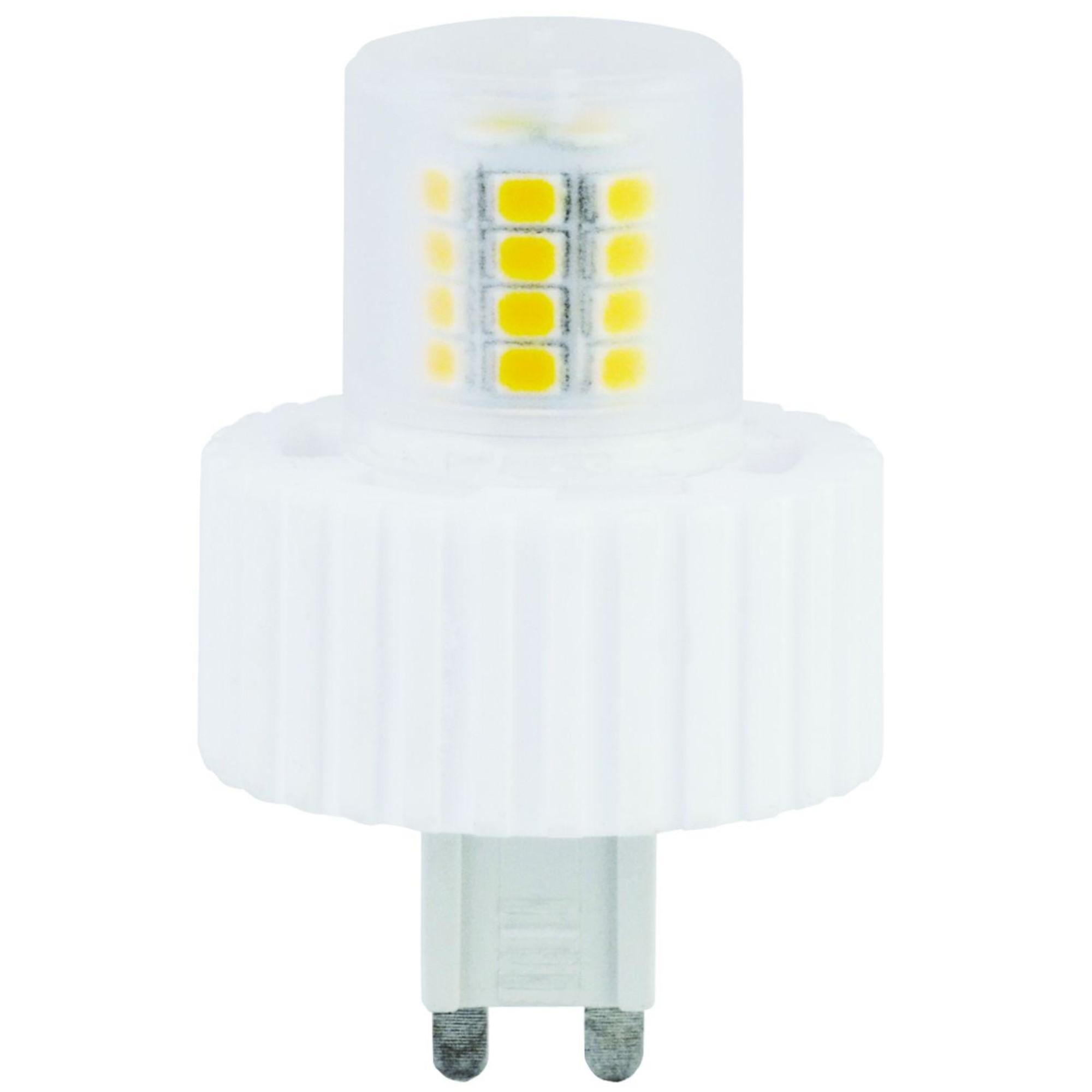Лампа Ecola стандарт светодионая G9 7.50 Вт капсула 600 Лм теплый свет