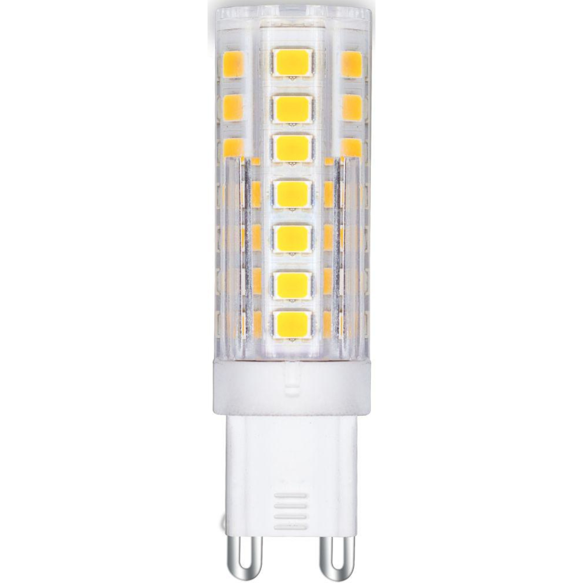 Лампа Ecola Premium светодионая G9 7 Вт капсула 560 Лм теплый свет
