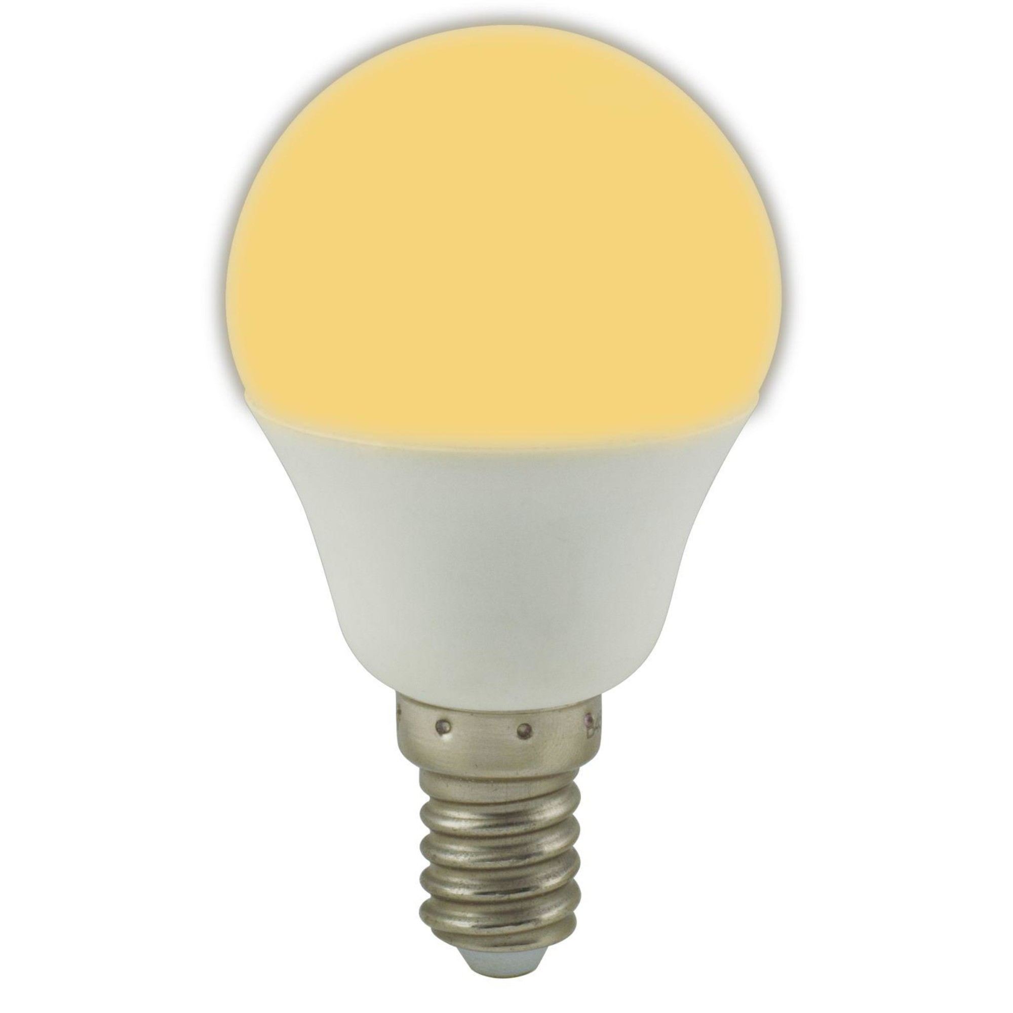Лампа Ecola Premium светодионая E14 8 Вт шар 640 Лм теплый свет