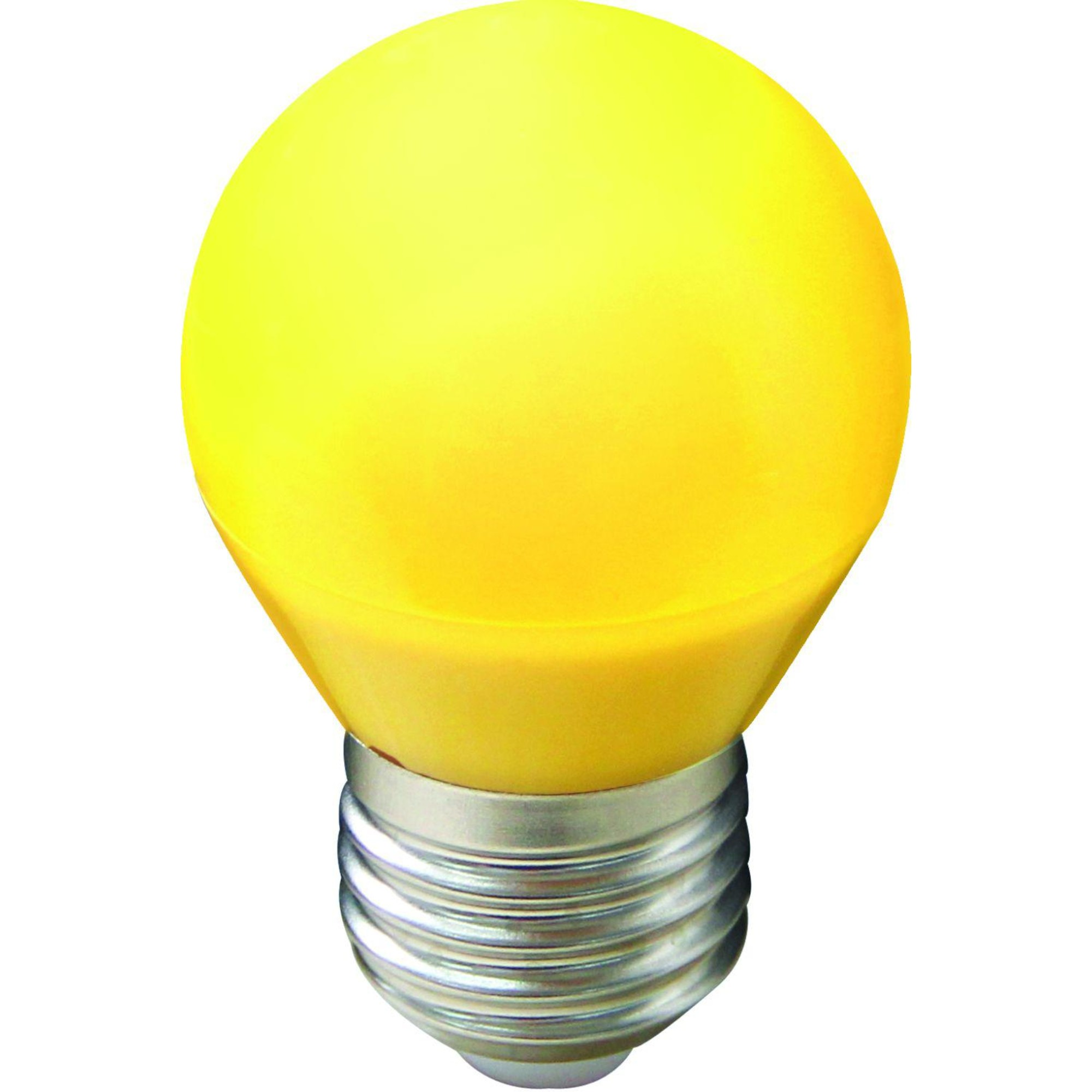 Лампа Ecola стандарт светодионая E27 5 Вт шар Лм теплый свет